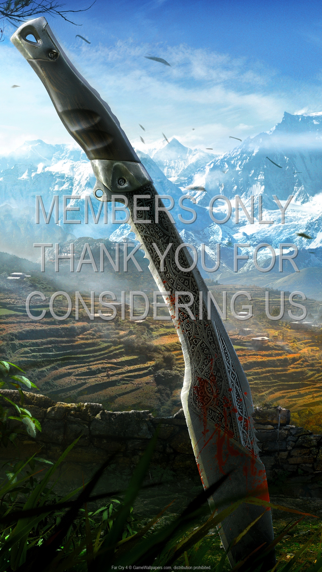Far Cry 4 Wallpaper 04 1080p Vertical
