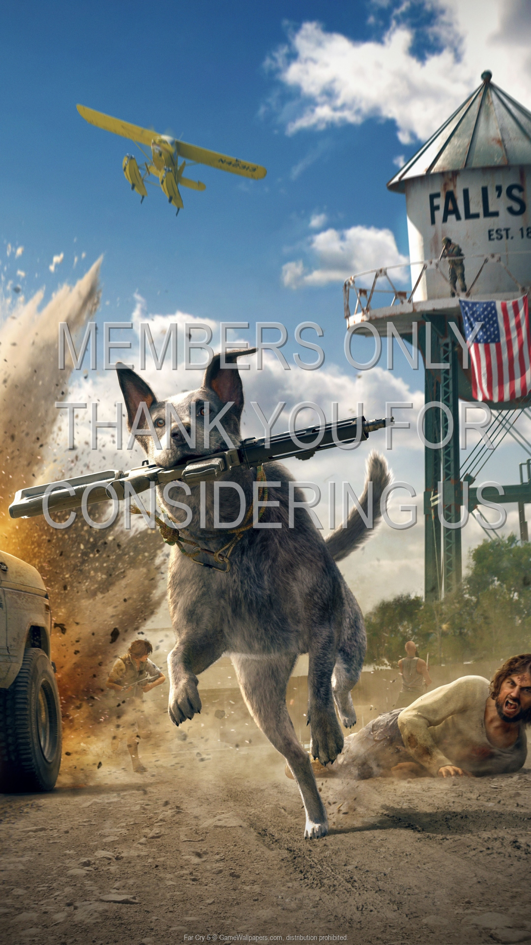 Far Cry 5 Wallpaper 06 1080p Vertical
