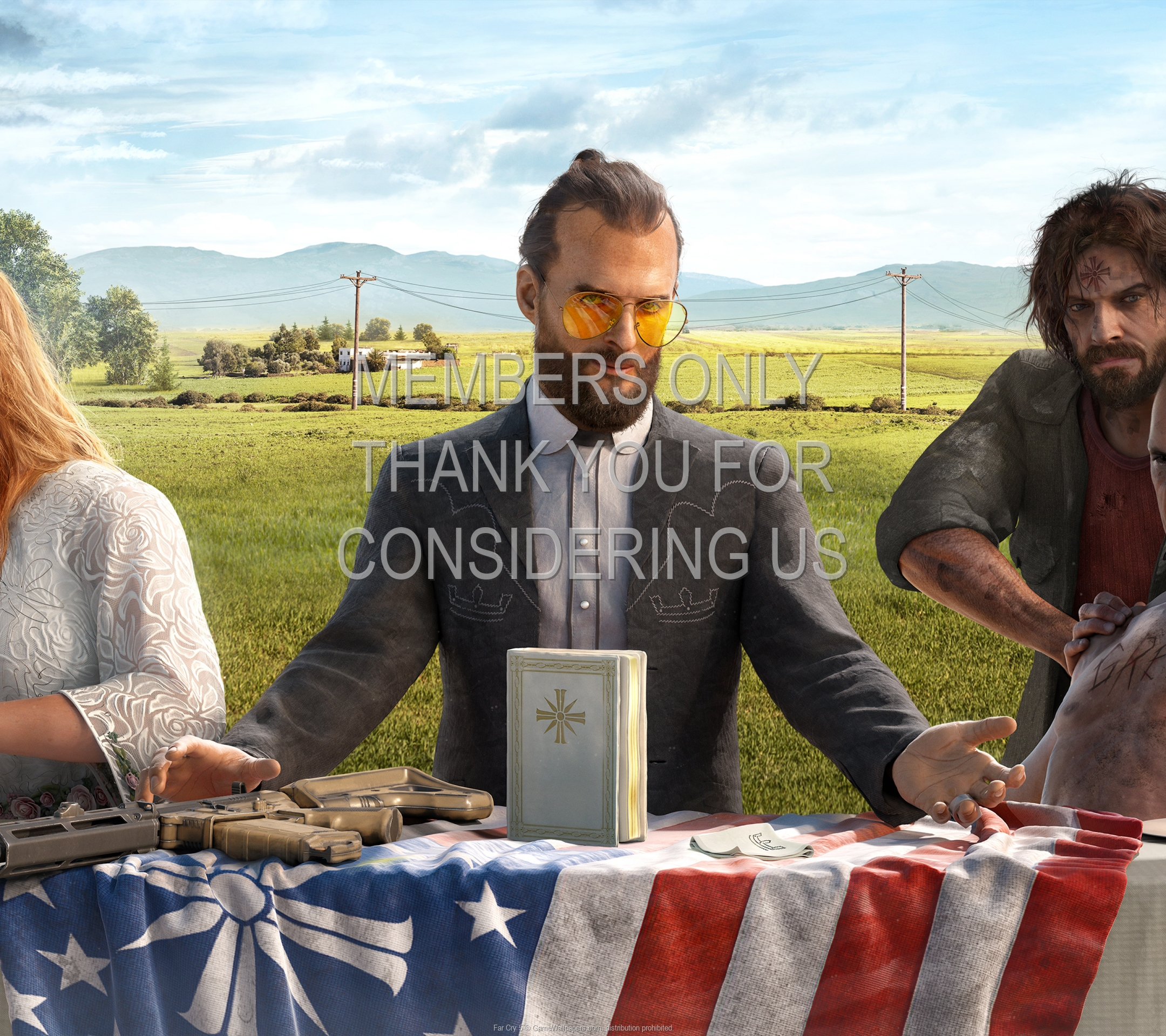 Far Cry 5 1920x1080 Mobile wallpaper or background 07