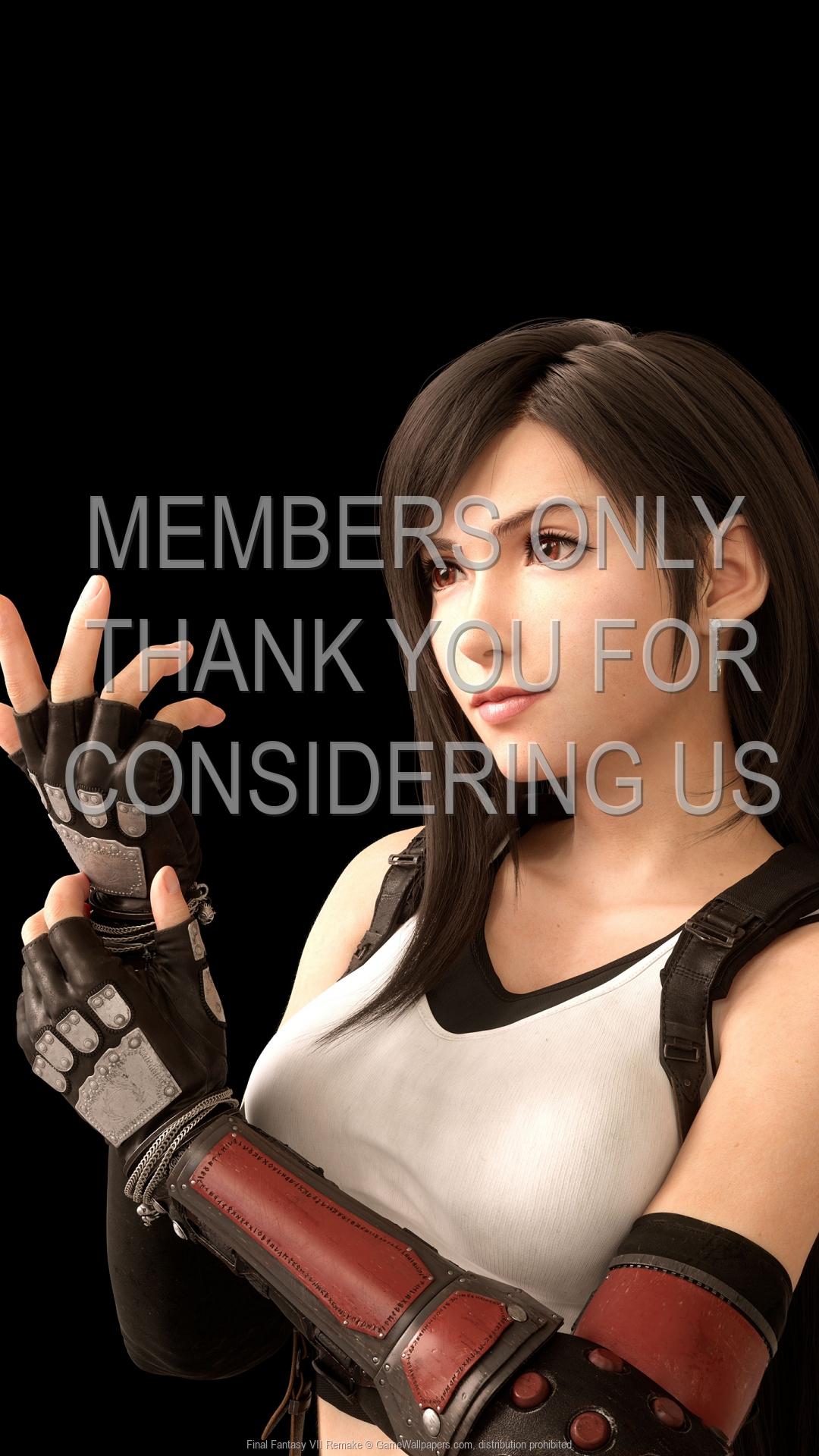Final Fantasy VII Remake 1920x1080 Handy Hintergrundbild 01