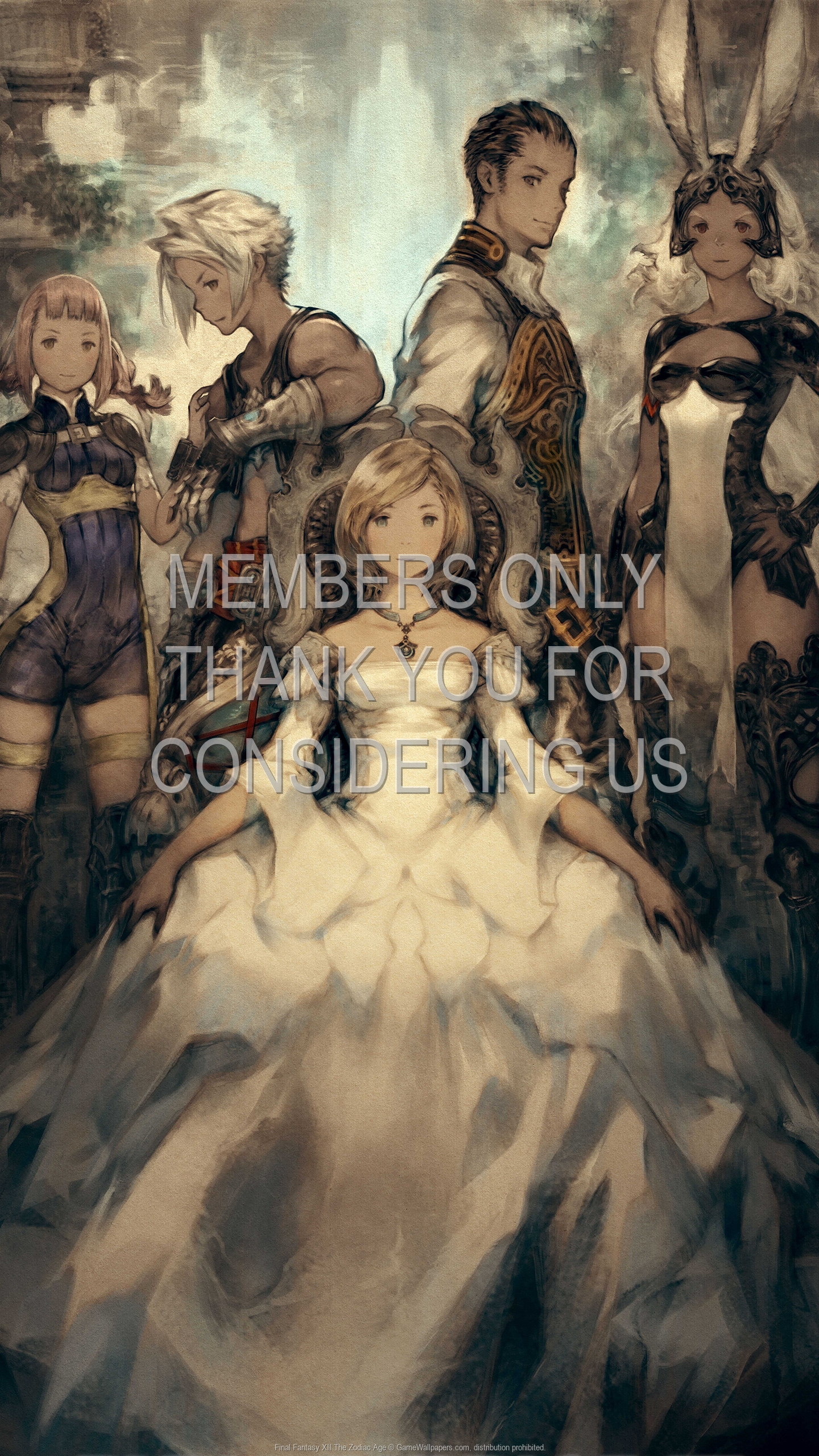 Final Fantasy XII The Zodiac Age 1920x1080 Mobile wallpaper or background 01