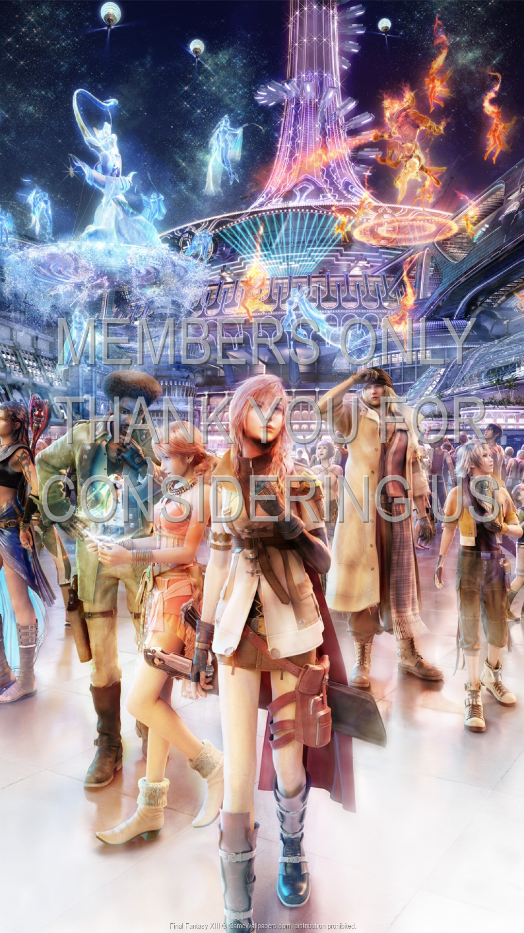 Final Fantasy XIII 1920x1080 Mobile wallpaper or background 11