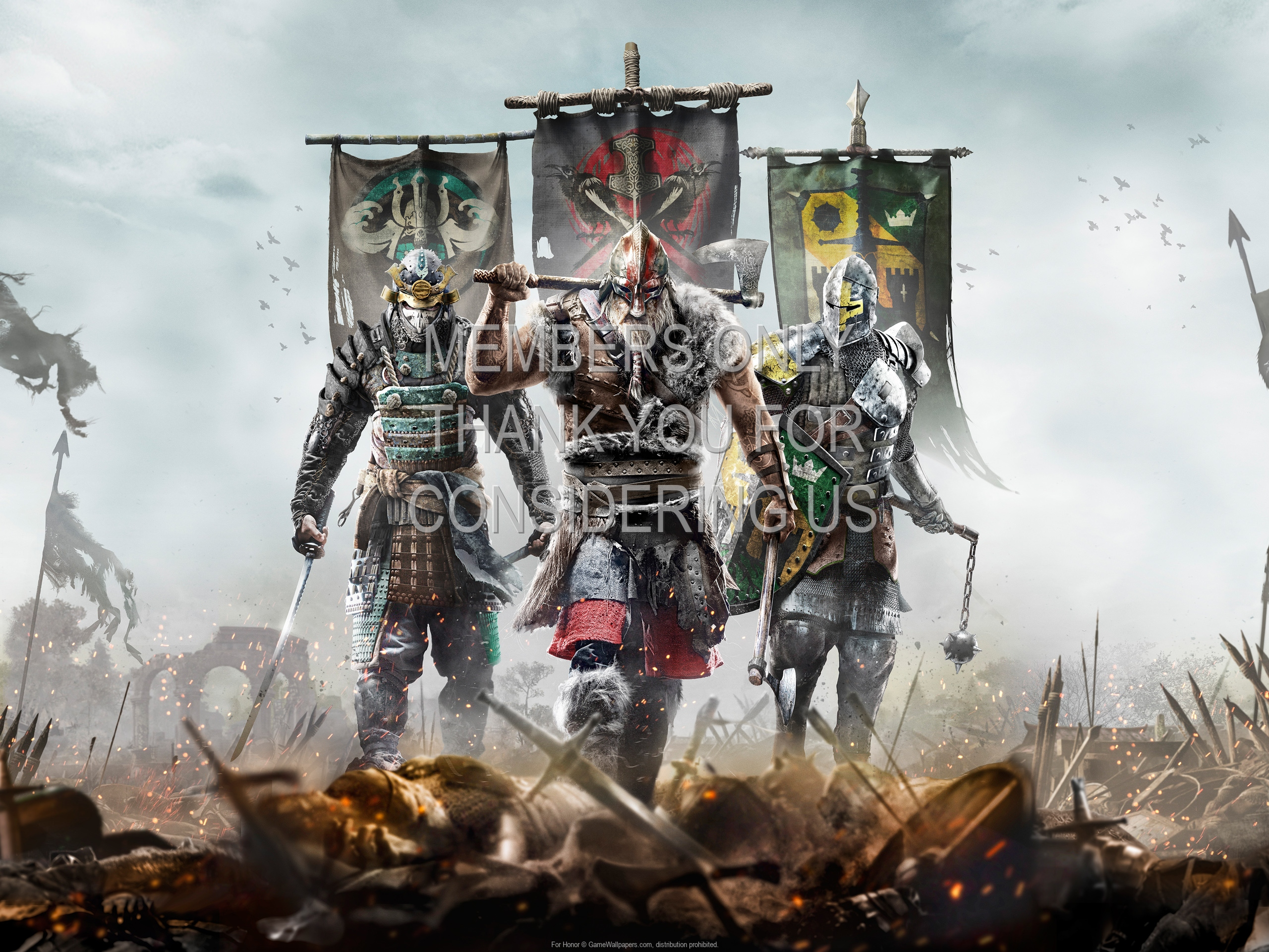 For Honor 1920x1080 Mobile wallpaper or background 01
