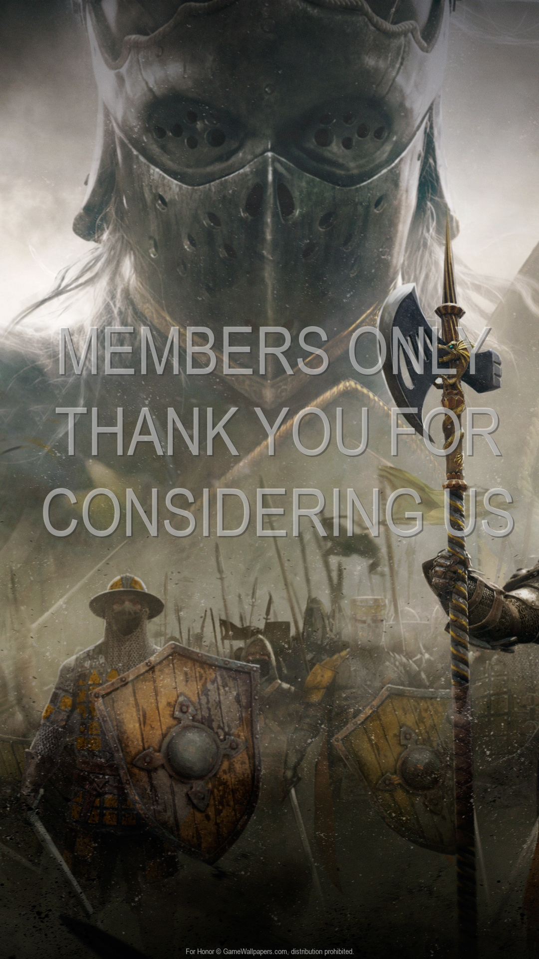 For Honor 1920x1080 Mobile wallpaper or background 05