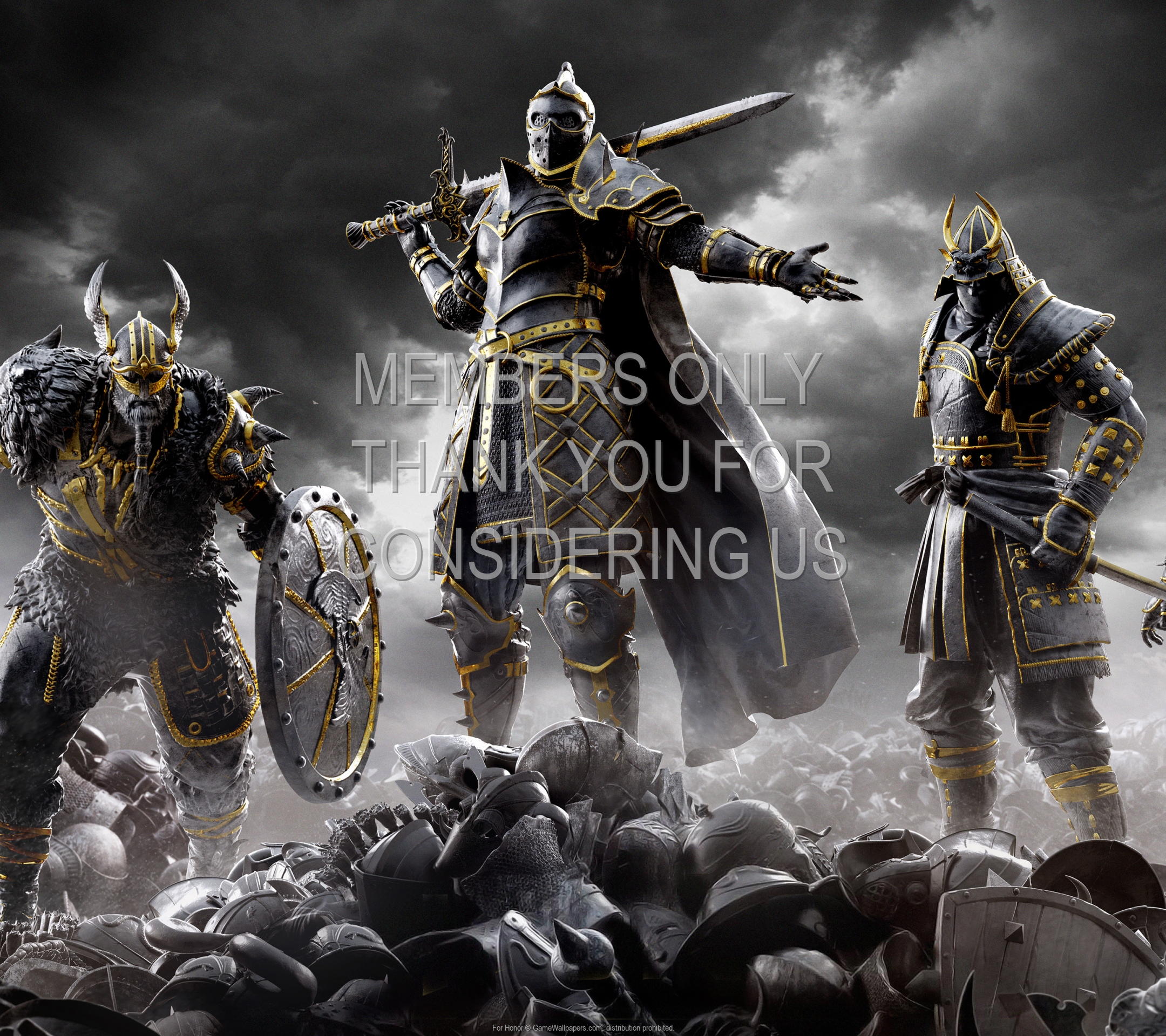 For Honor 1920x1080 Mobile wallpaper or background 12
