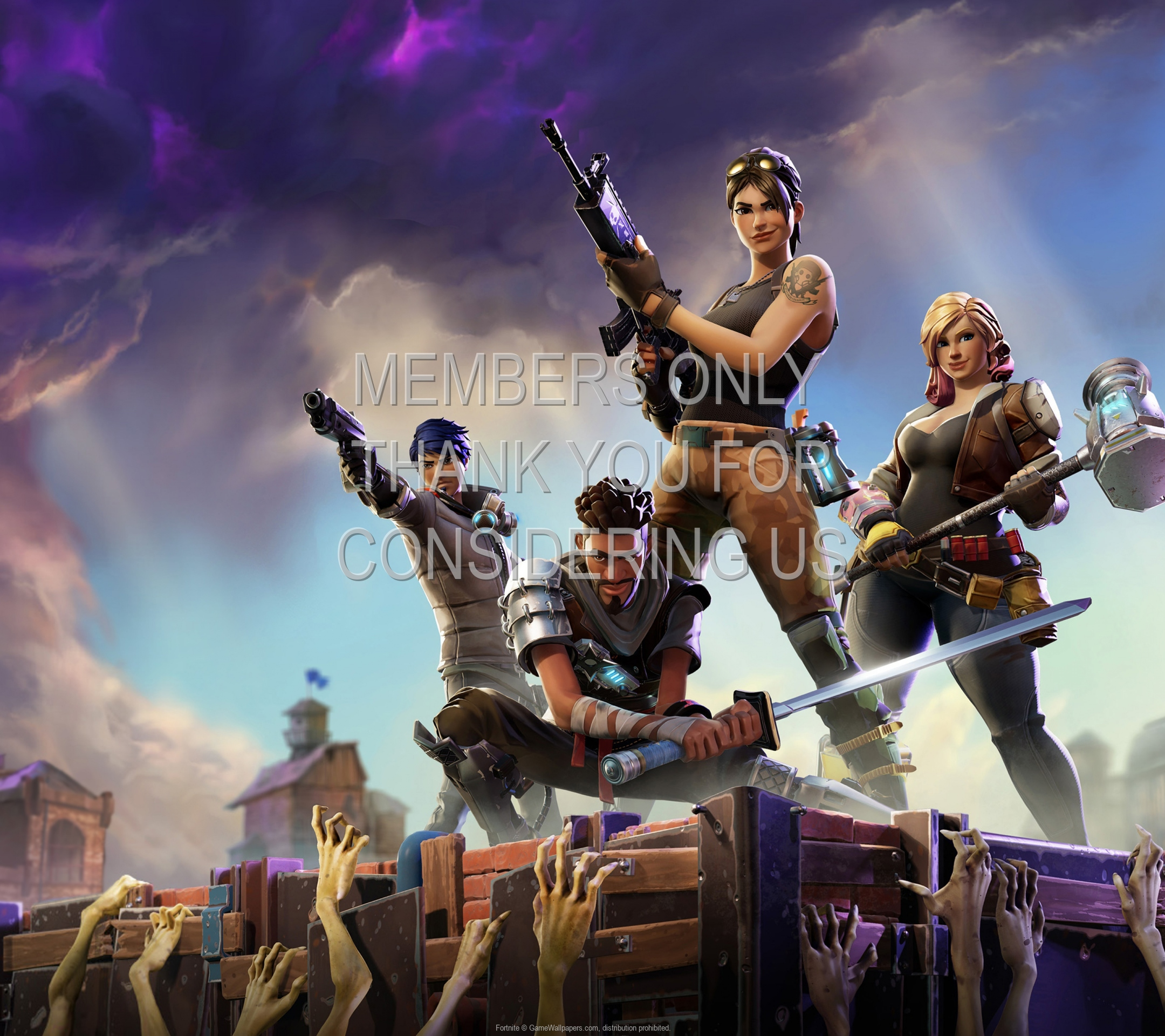 Fortnite 1920x1080 Mobile wallpaper or background 03