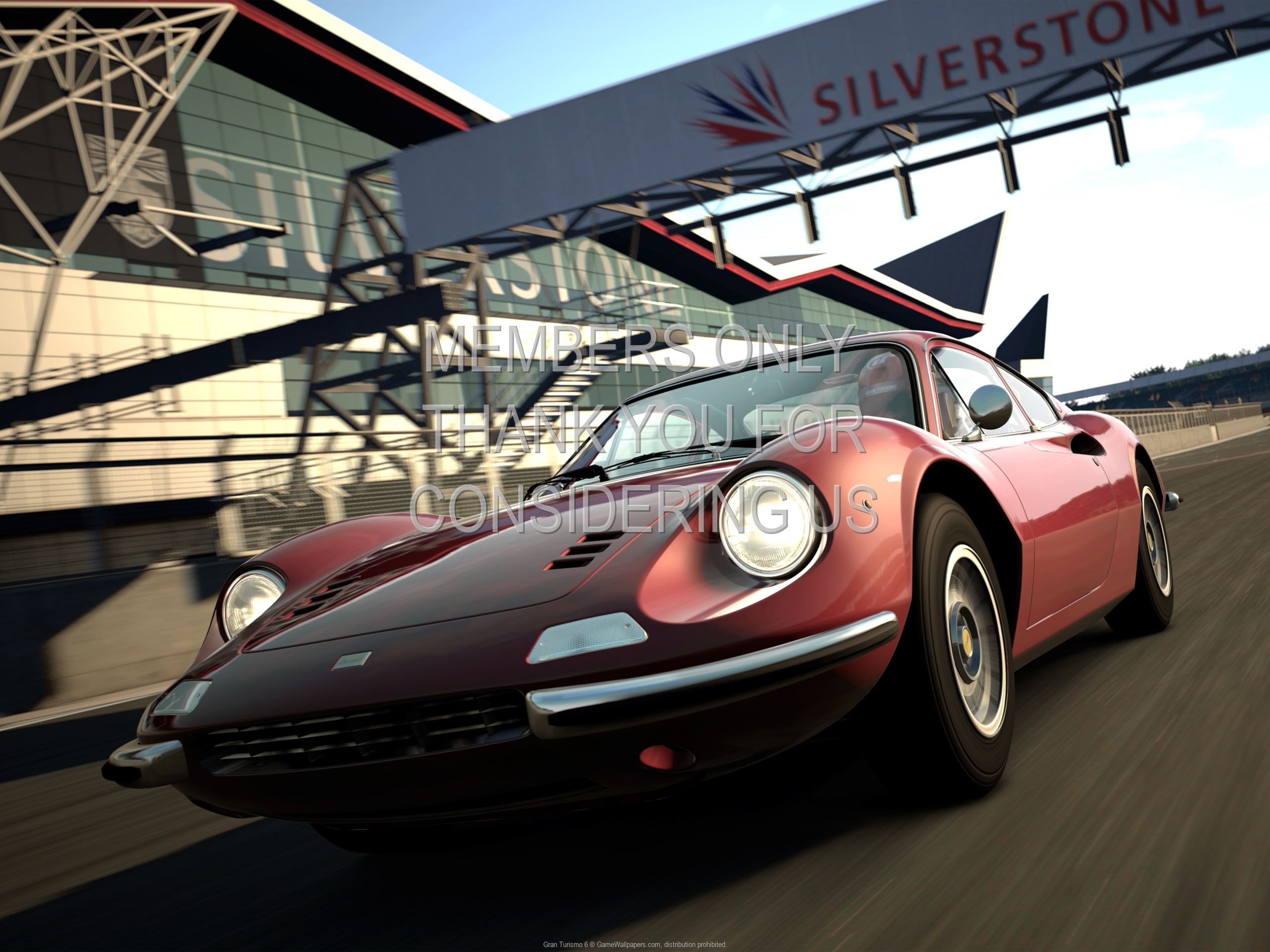 Gran Turismo 6 1920x1080 Handy Hintergrundbild 02