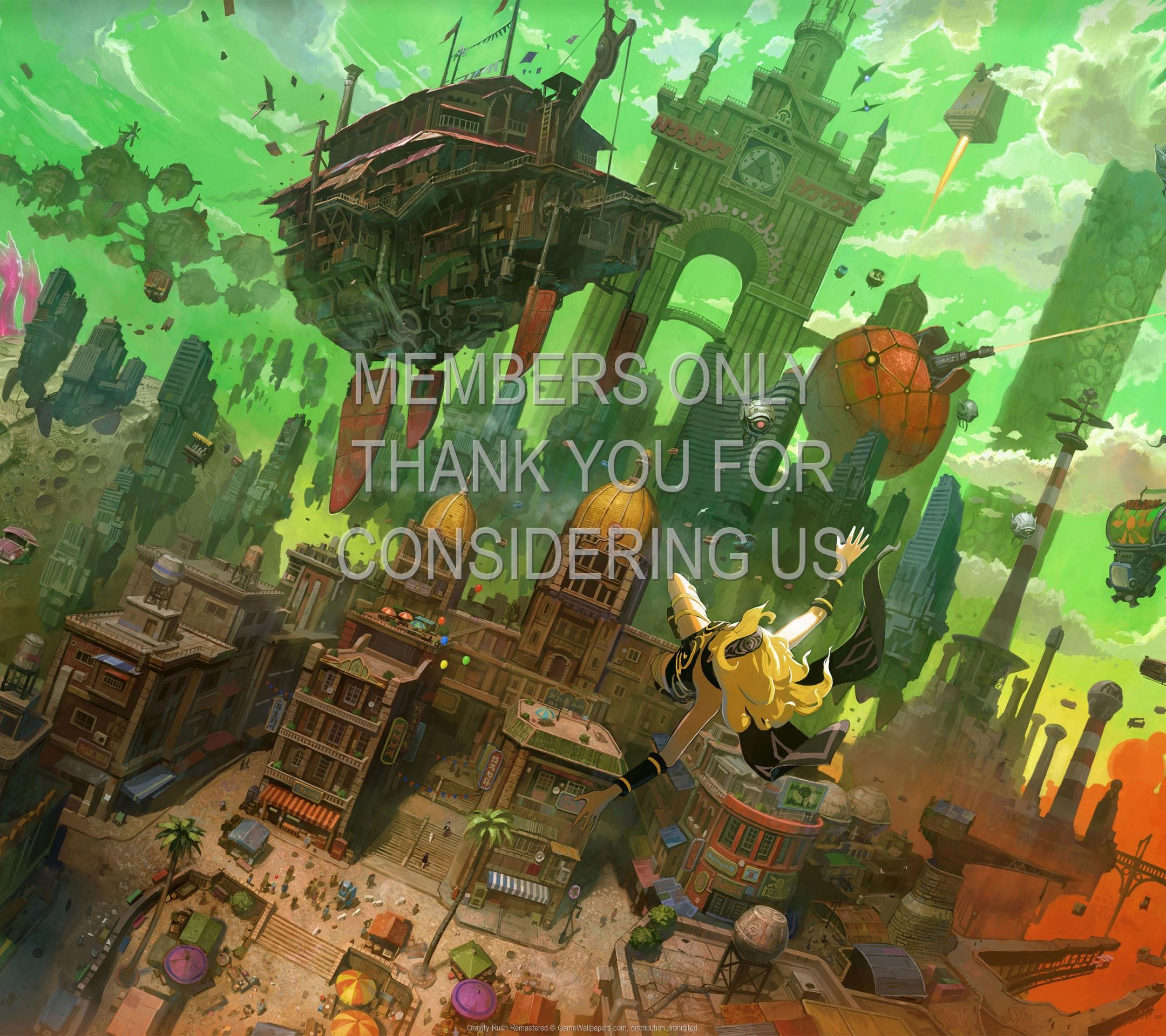 Gravity Rush Remastered 1920x1080 Móvil fondo de escritorio 03