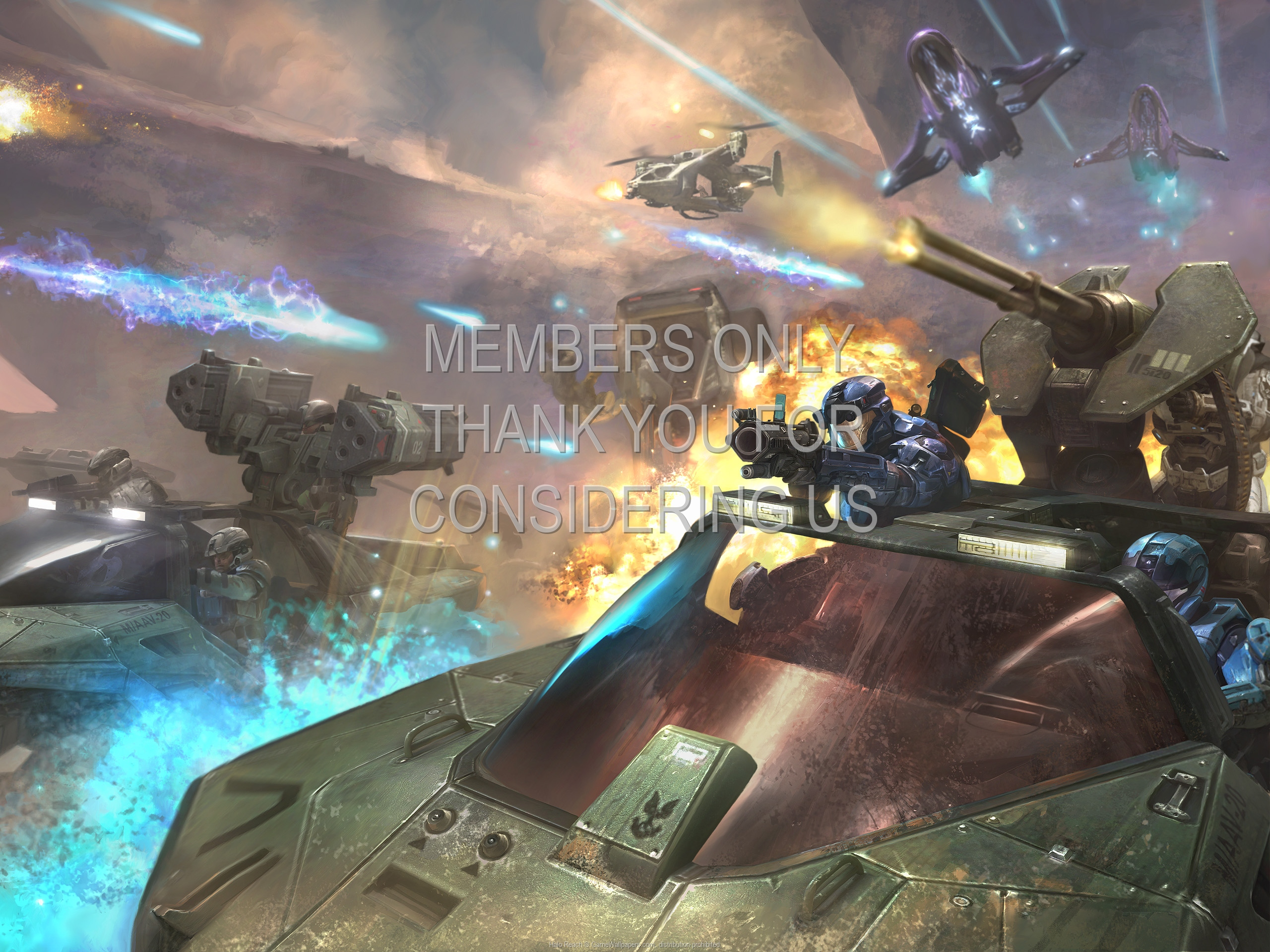 Halo: Reach 1920x1080 Móvil fondo de escritorio 07