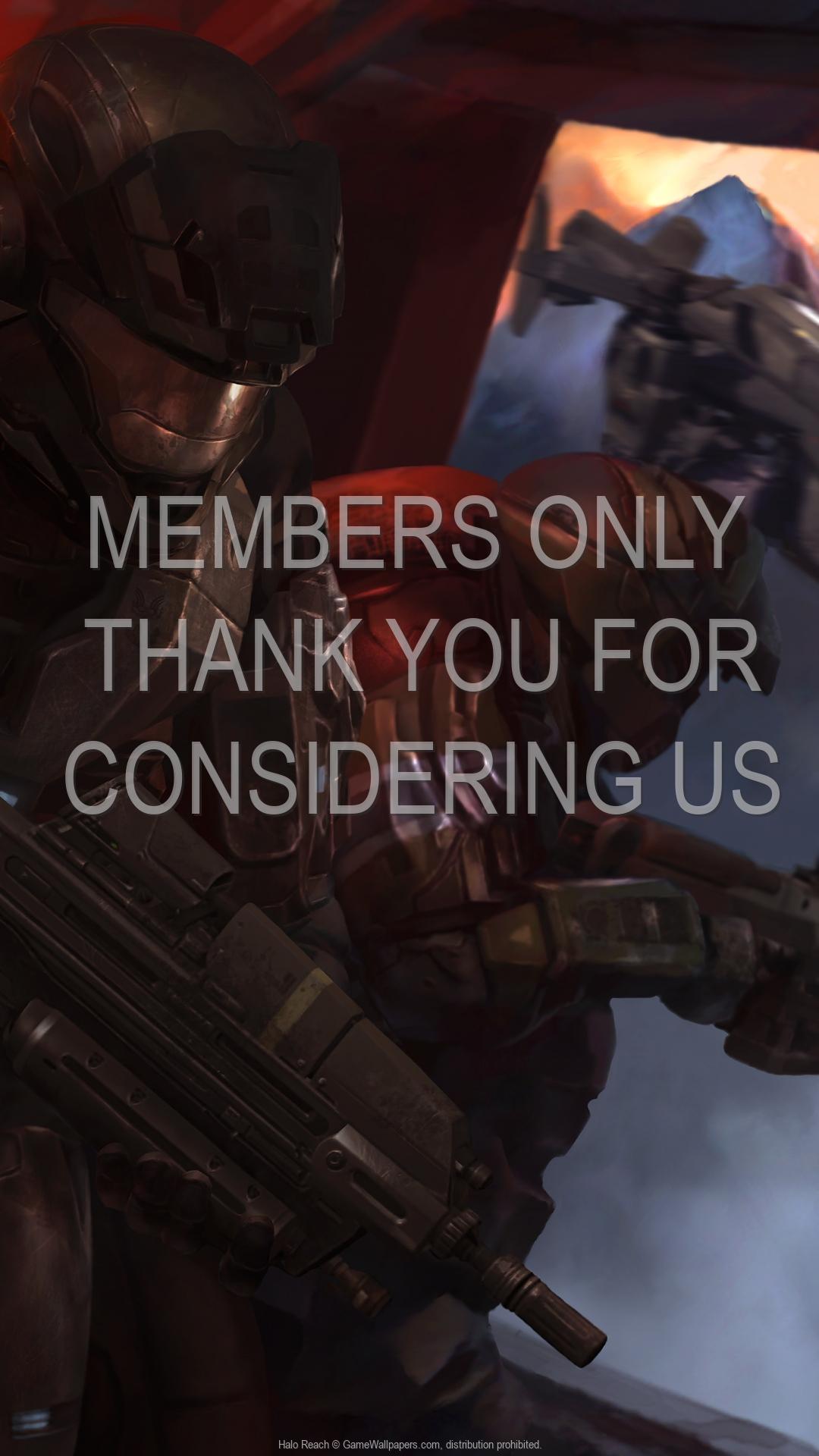 Halo: Reach 1920x1080 Handy Hintergrundbild 09
