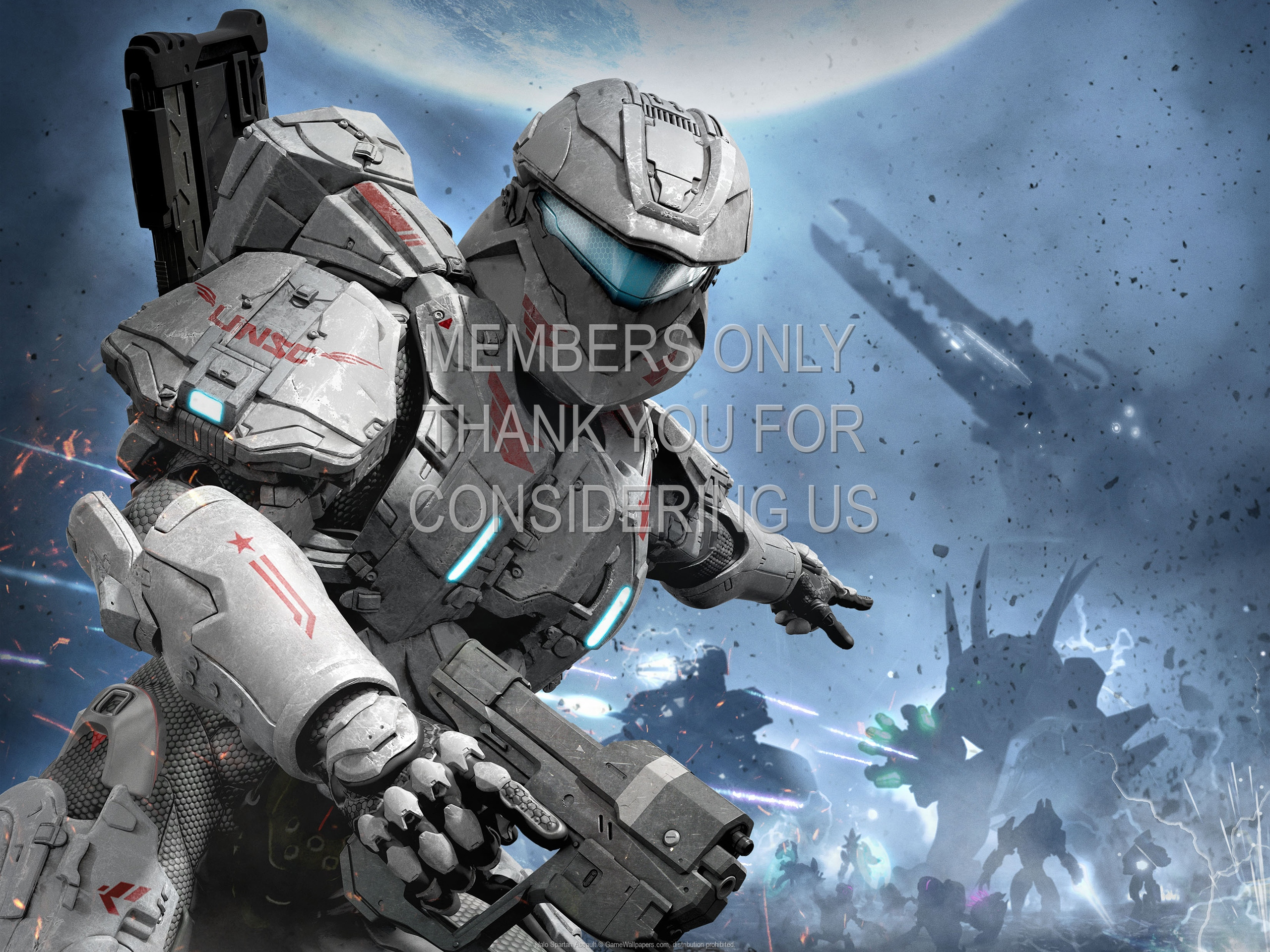 Halo: Spartan Assault 1920x1080 Handy Hintergrundbild 01
