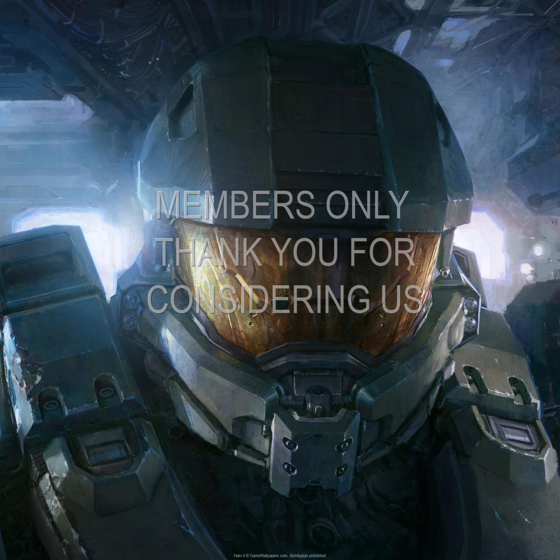 Halo 4 1920x1080 Handy Hintergrundbild 08
