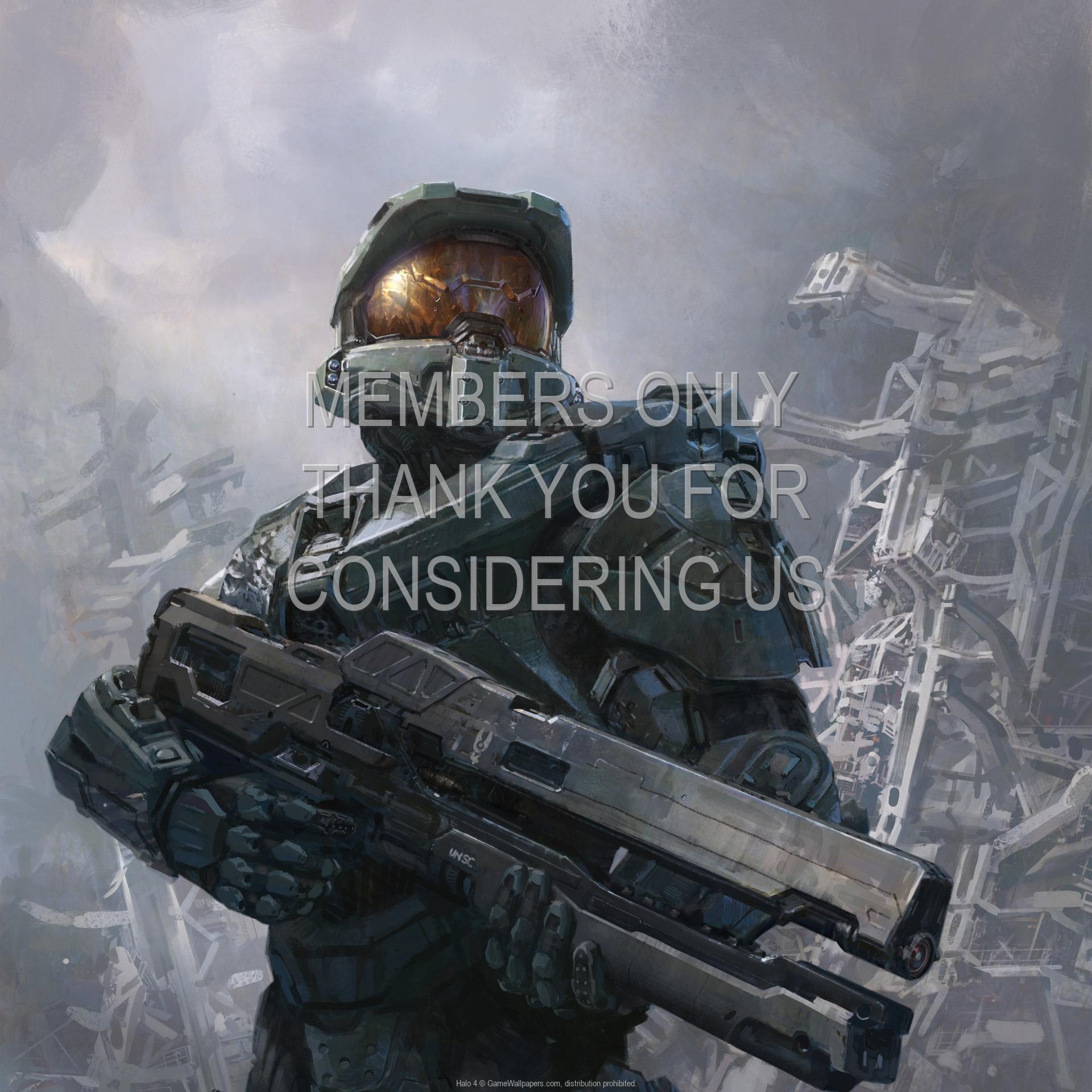 Halo 4 1920x1080 Handy Hintergrundbild 09