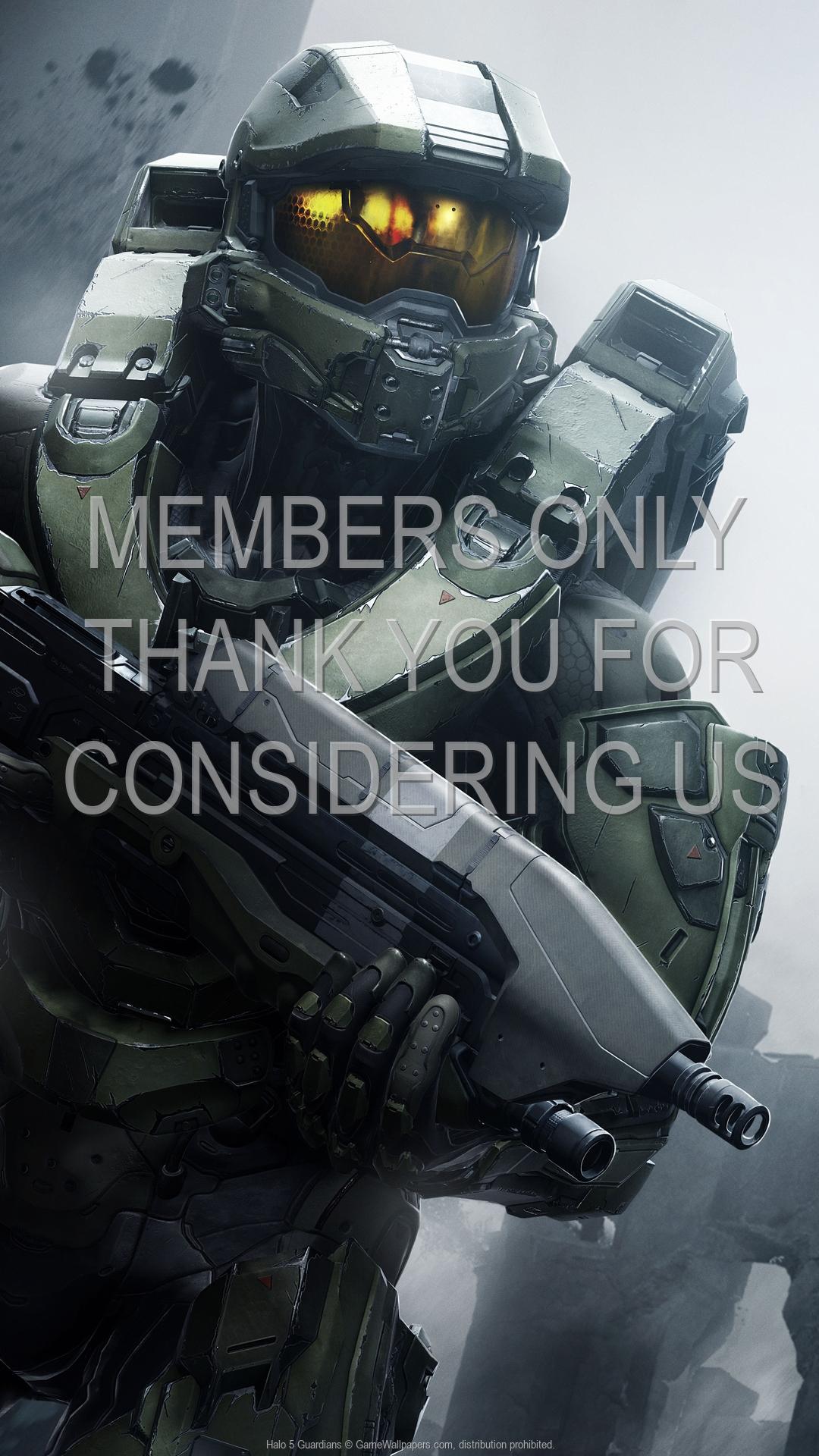 Halo 5: Guardians 1920x1080 Handy Hintergrundbild 02
