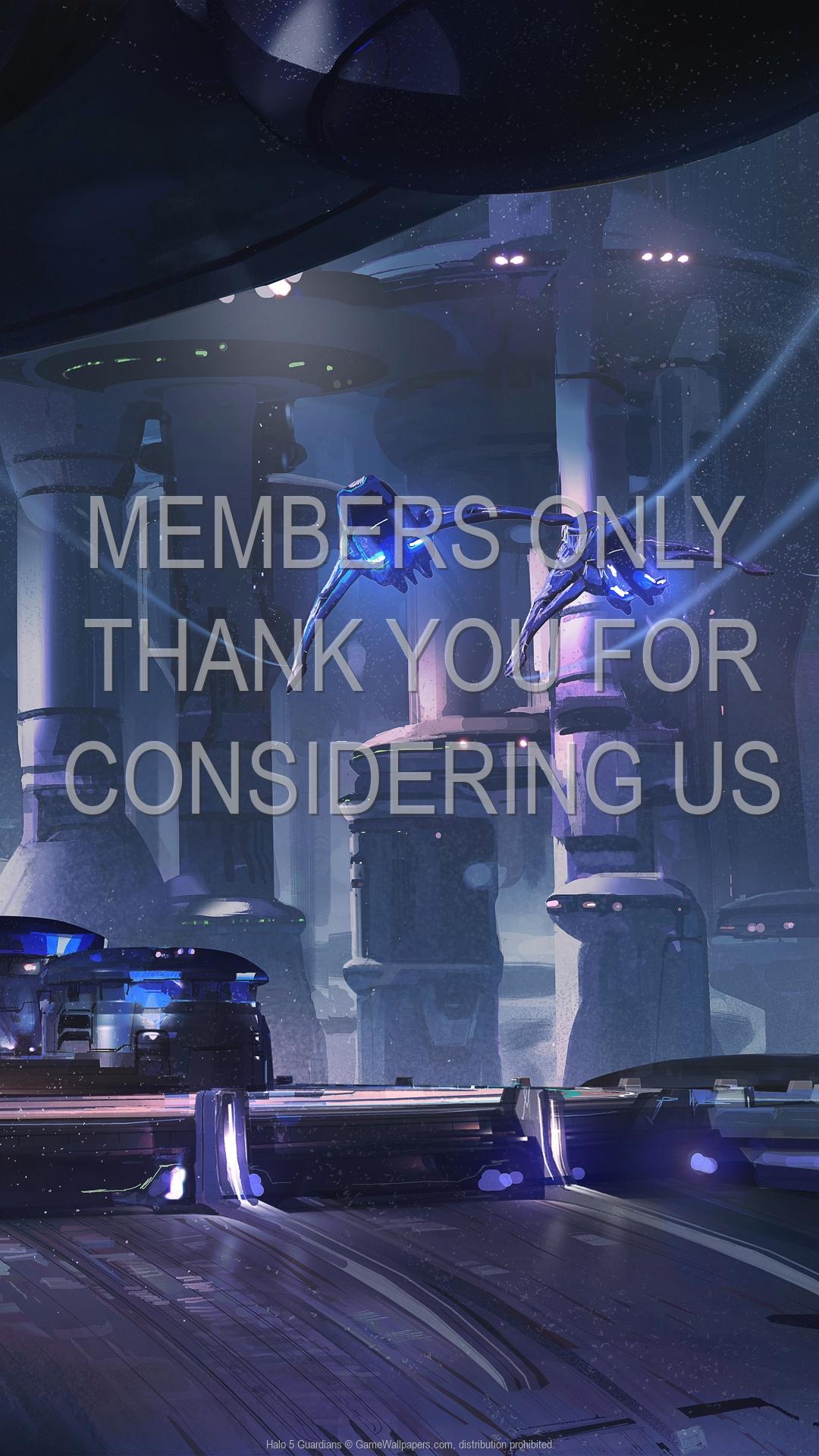 Halo 5: Guardians 1920x1080 Handy Hintergrundbild 06
