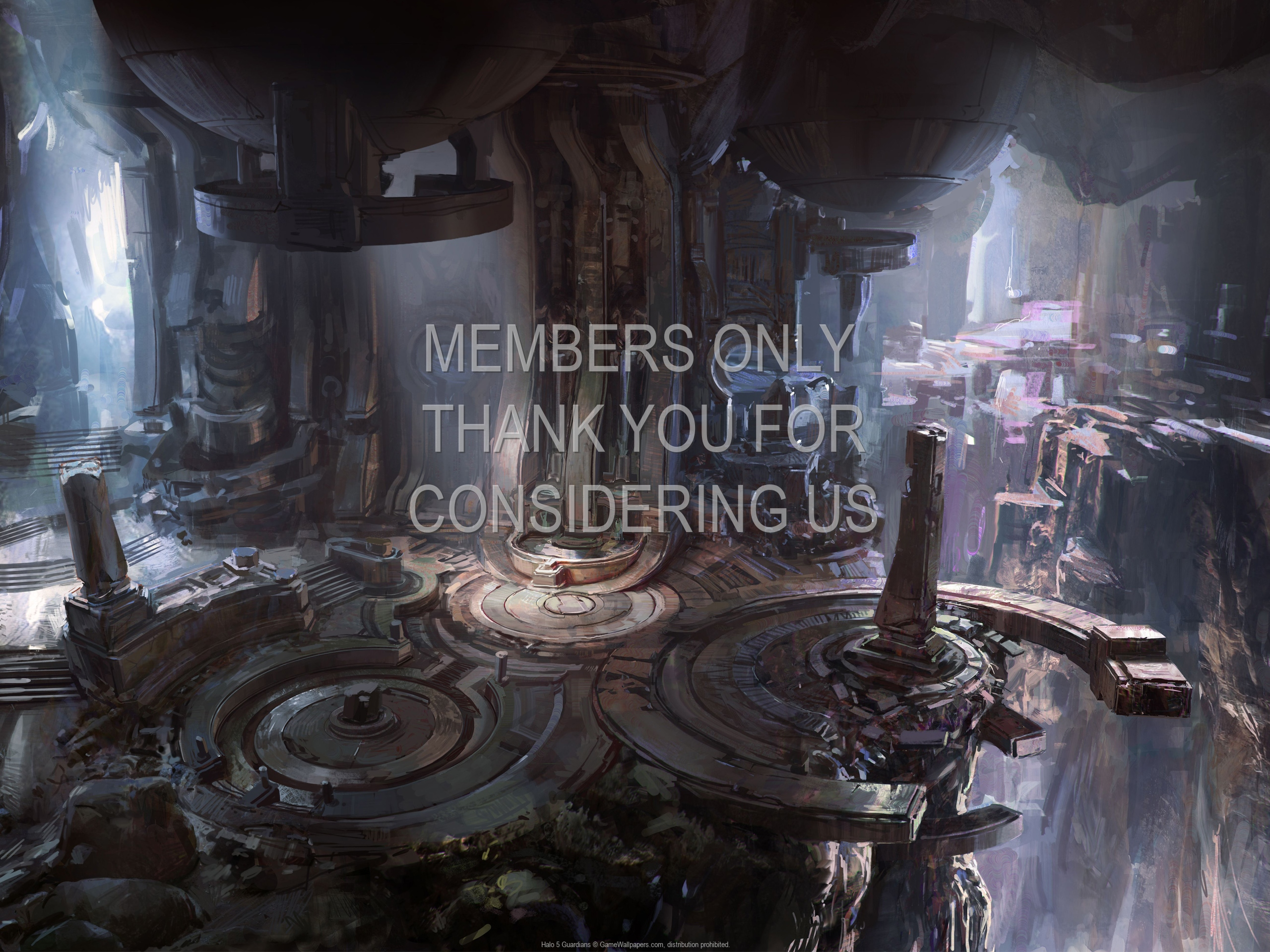 Halo 5: Guardians 1920x1080 Handy Hintergrundbild 07