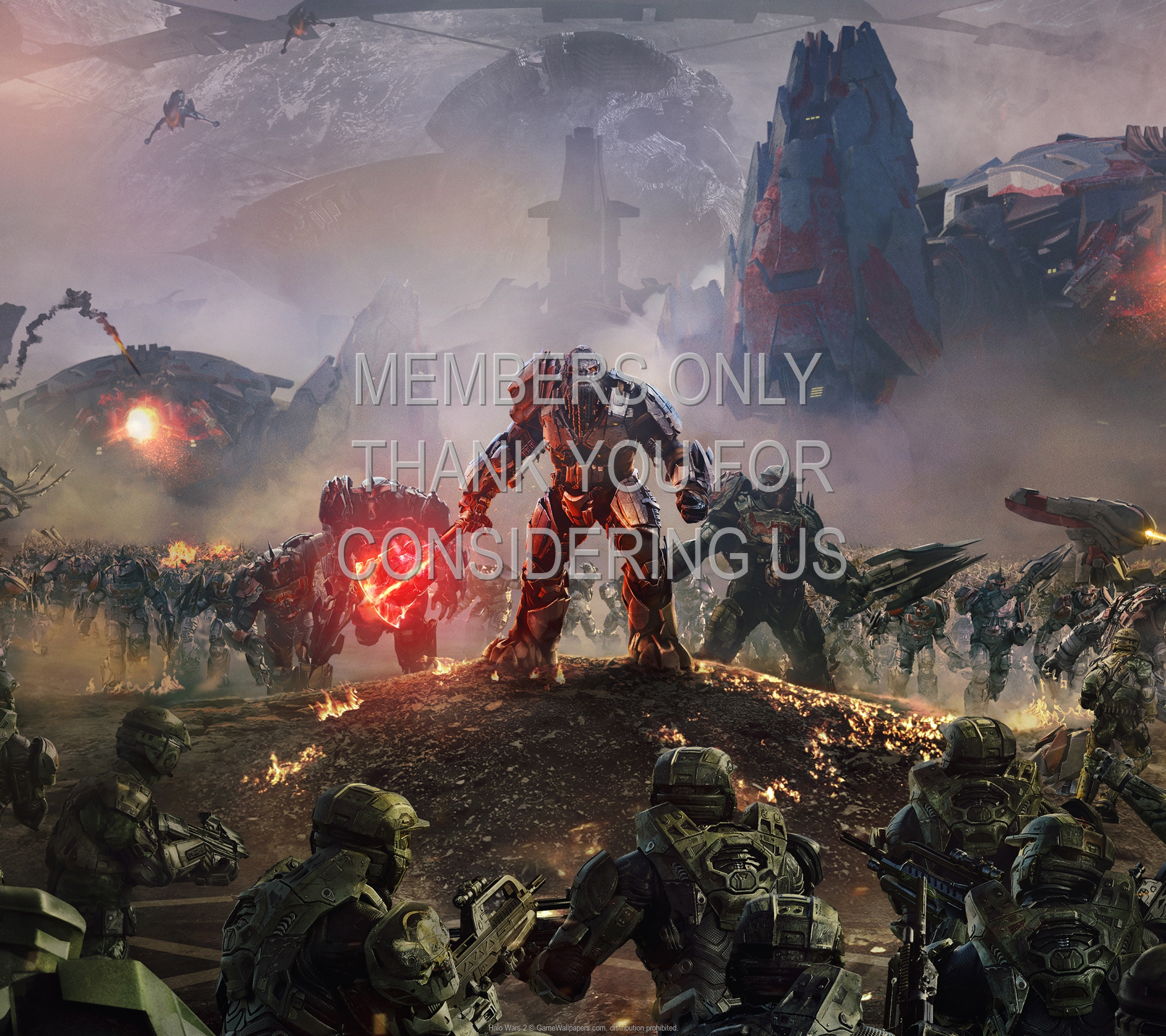 Halo Wars 2 1920x1080 Mobile wallpaper or background 01