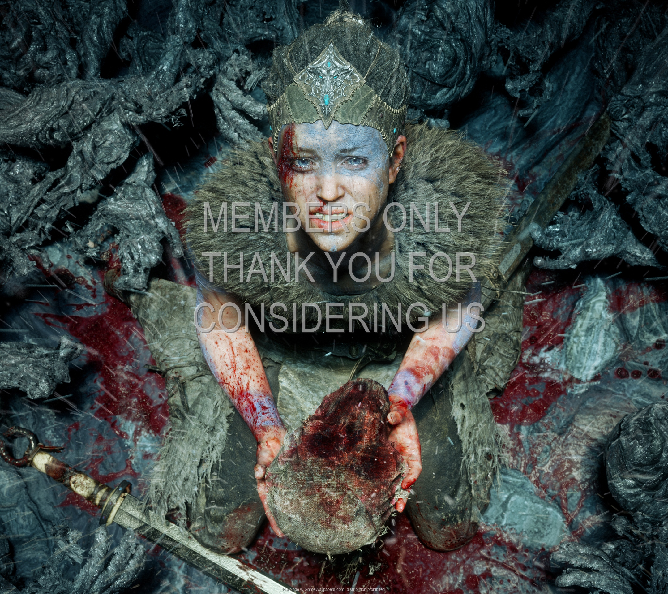 Hellblade 1920x1080 Mobile wallpaper or background 05