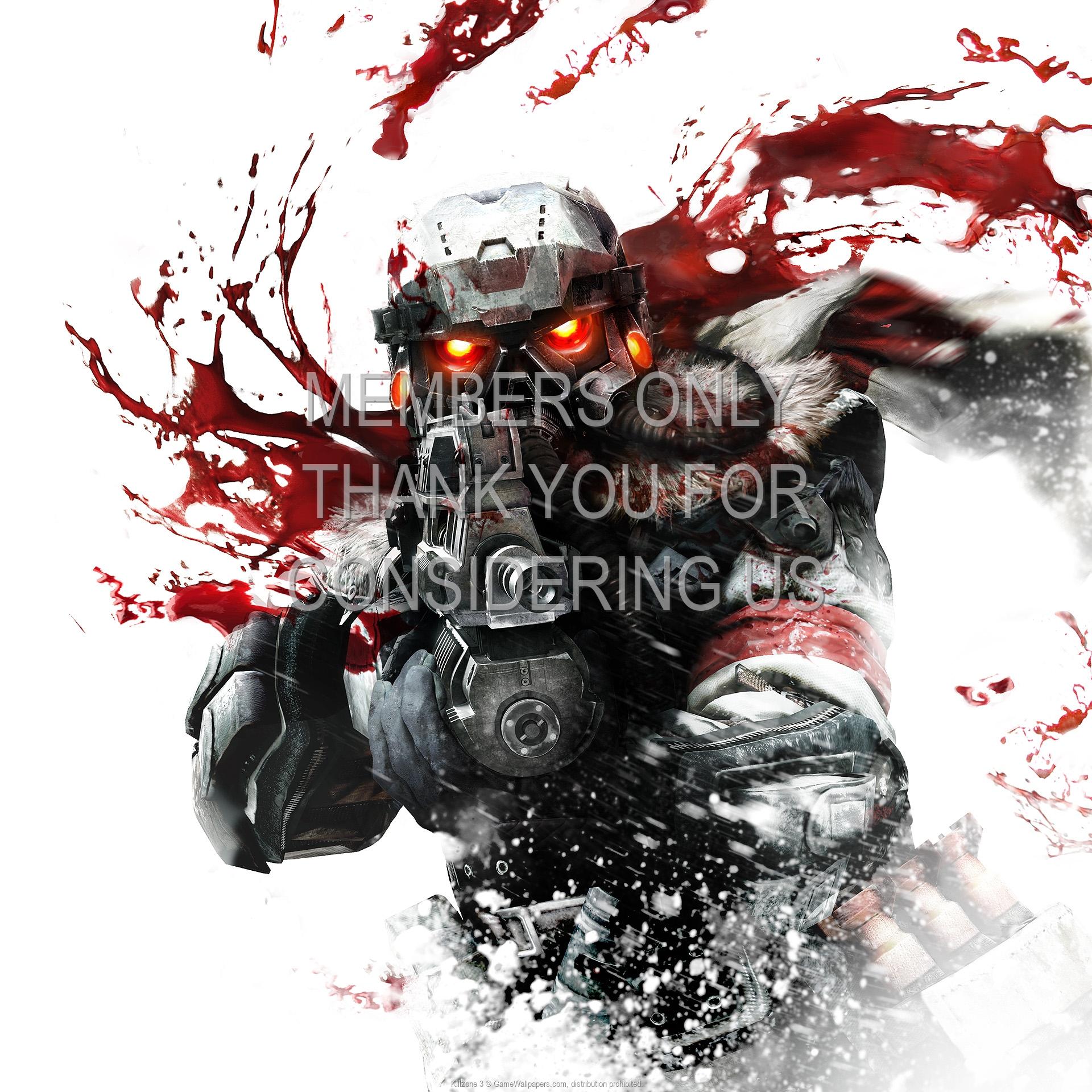 Killzone 3 1920x1080 Mobiele achtergrond 03
