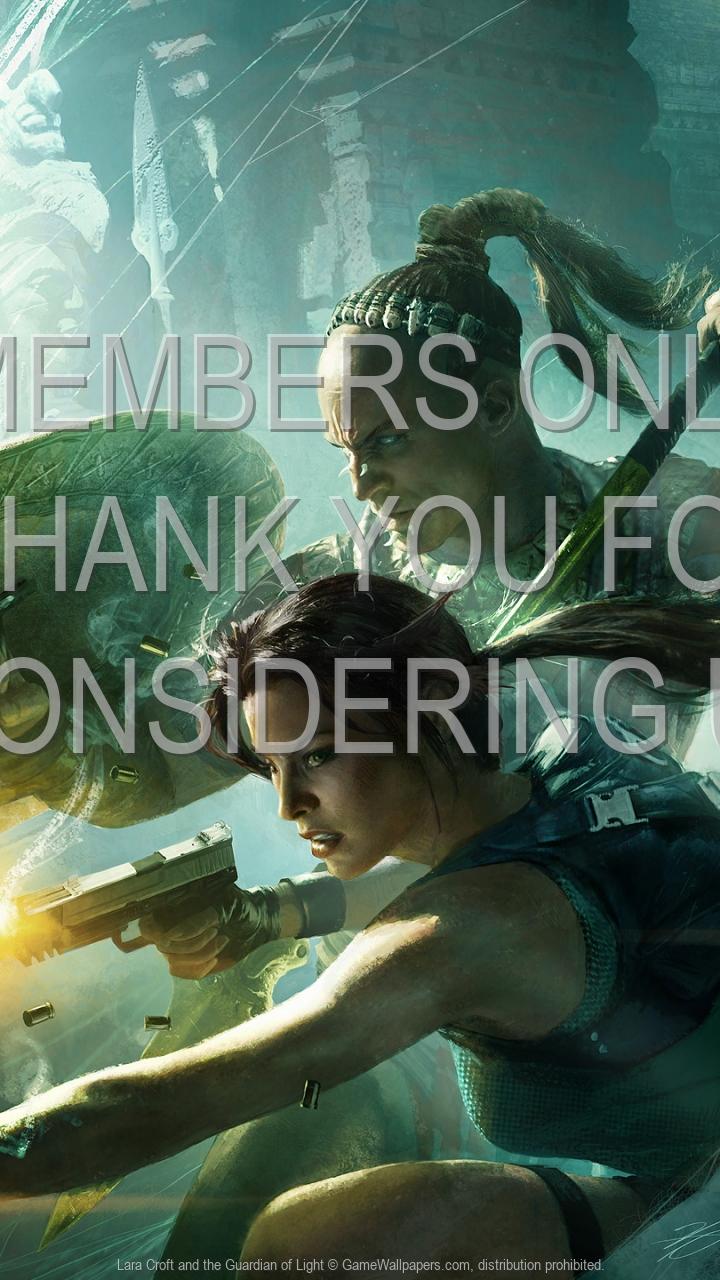 Lara Croft and the Guardian of Light 1920x1080 Handy Hintergrundbild 01