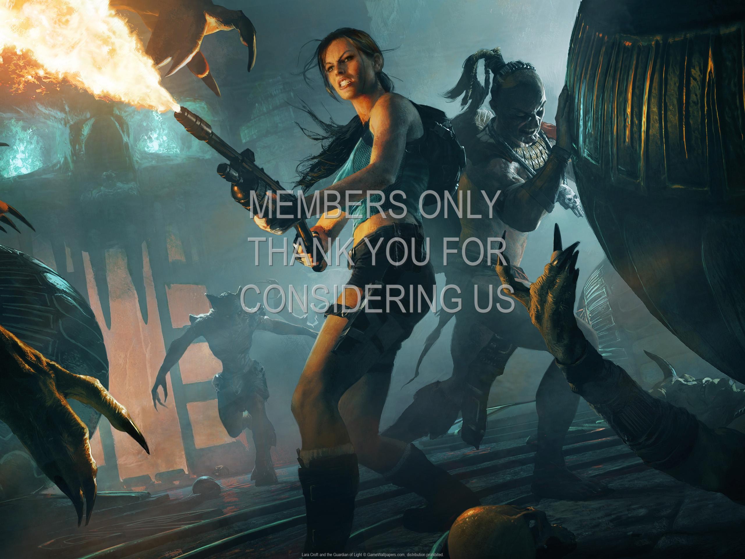 Lara Croft and the Guardian of Light 1920x1080 Handy Hintergrundbild 02