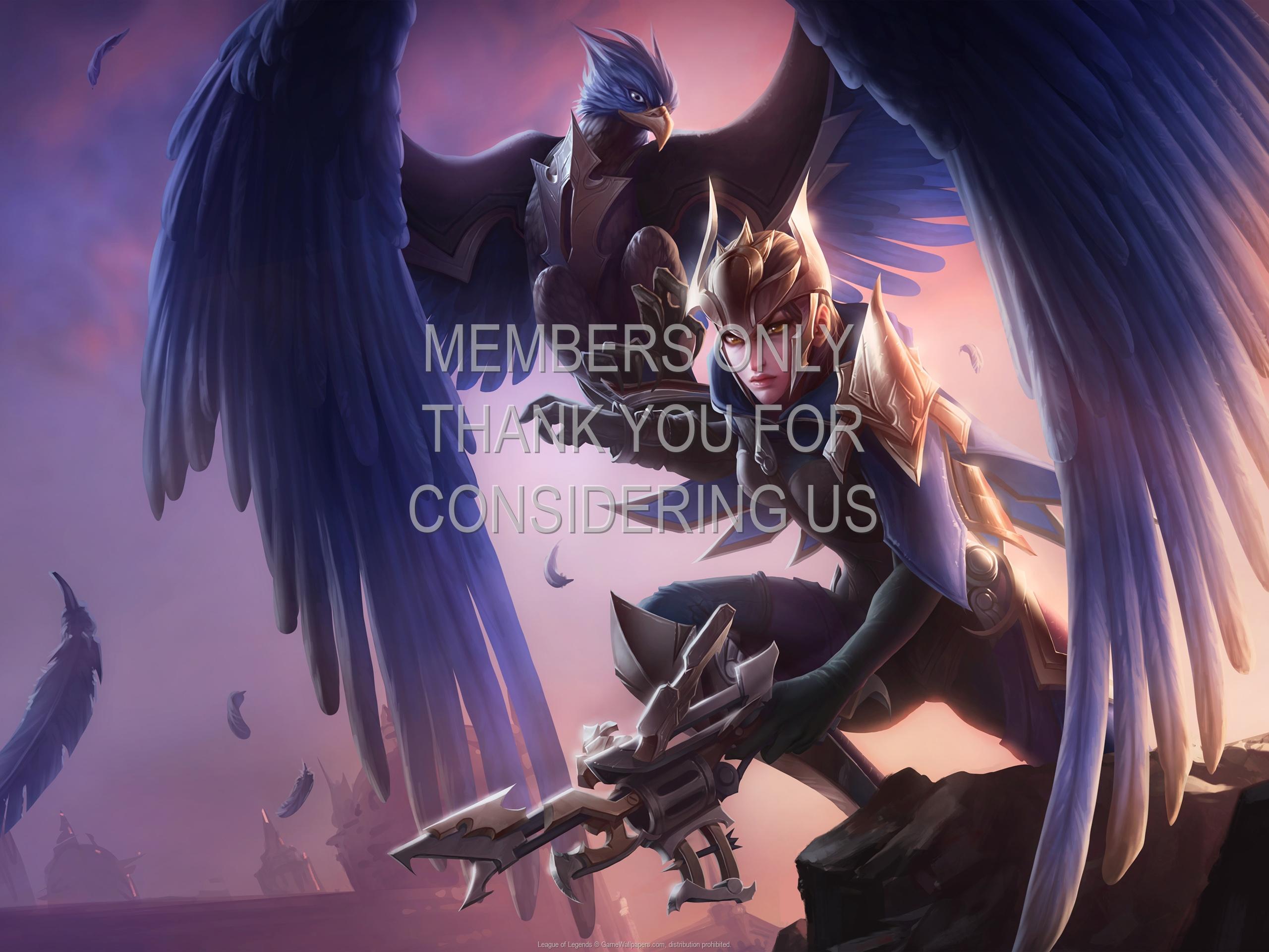 League of Legends 1920x1080 Mobiele achtergrond 07