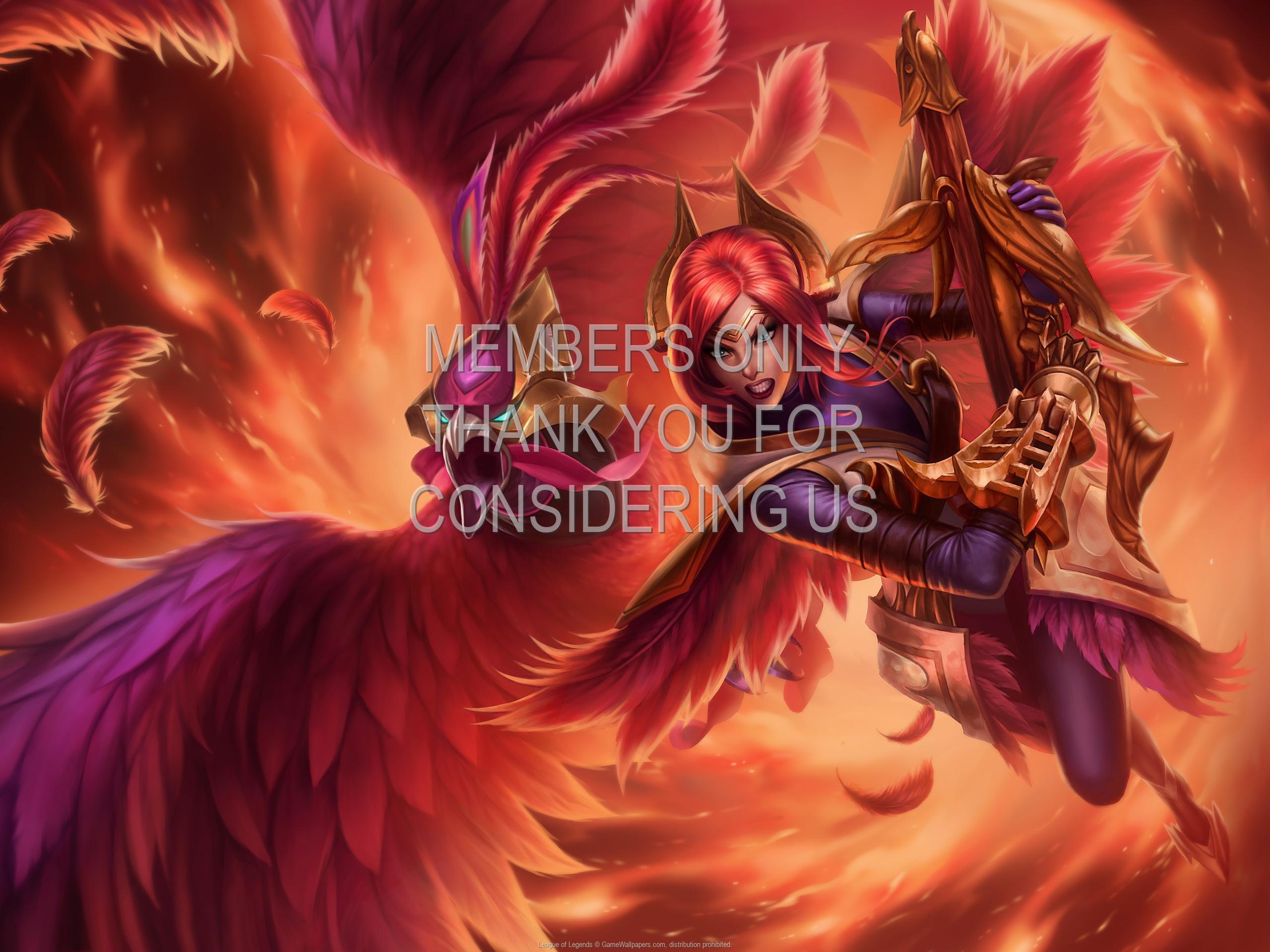 League of Legends 1920x1080 Mobiele achtergrond 11