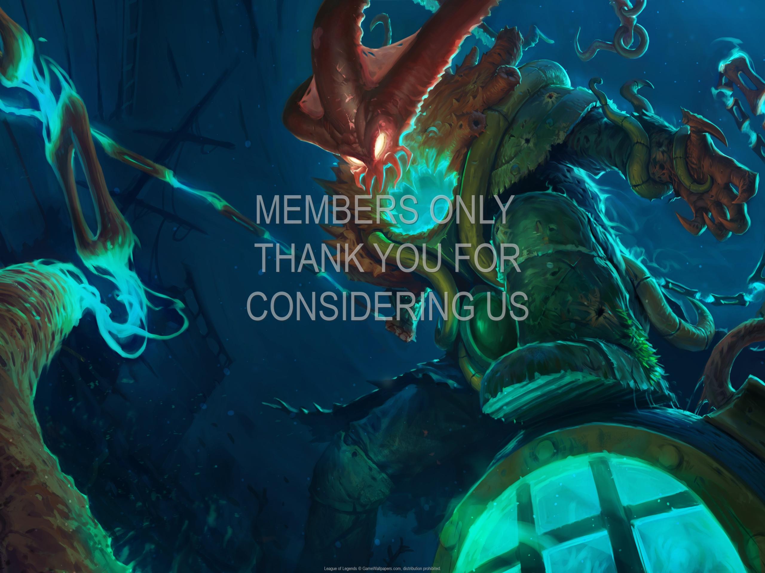 League of Legends 1920x1080 Mobiele achtergrond 14