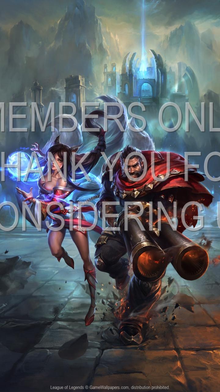 League of Legends 1920x1080 Handy Hintergrundbild 18