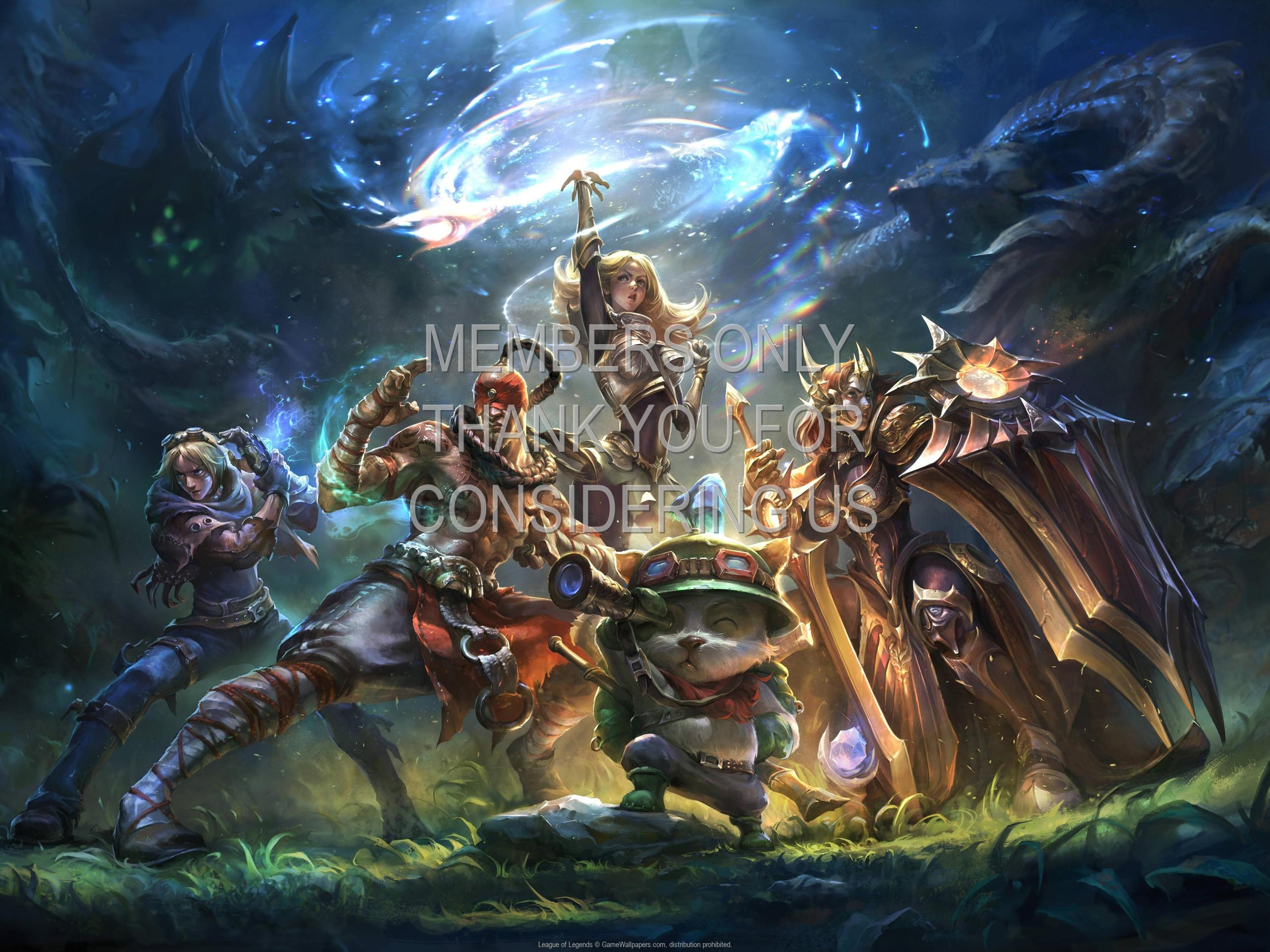 League of Legends 1920x1080 Handy Hintergrundbild 20