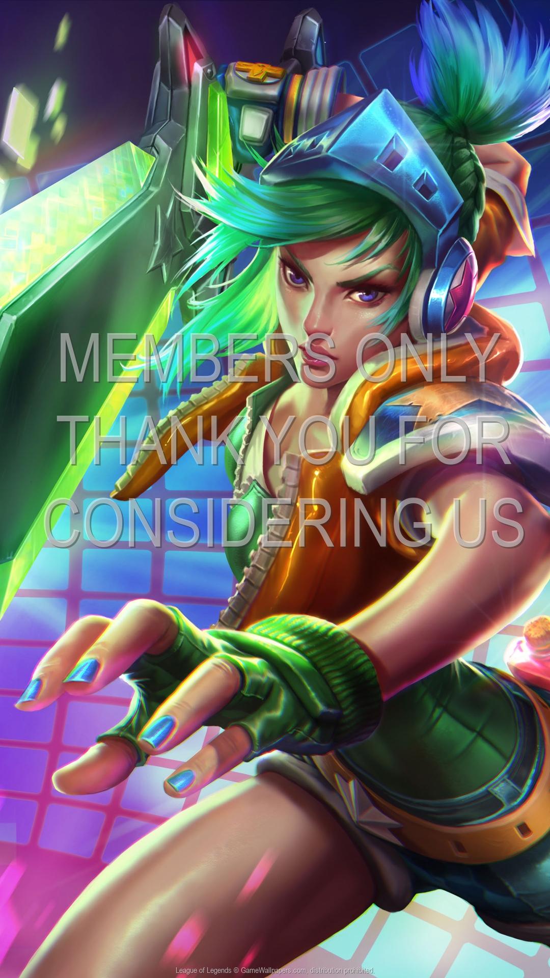 League of Legends 1920x1080 Handy Hintergrundbild 30