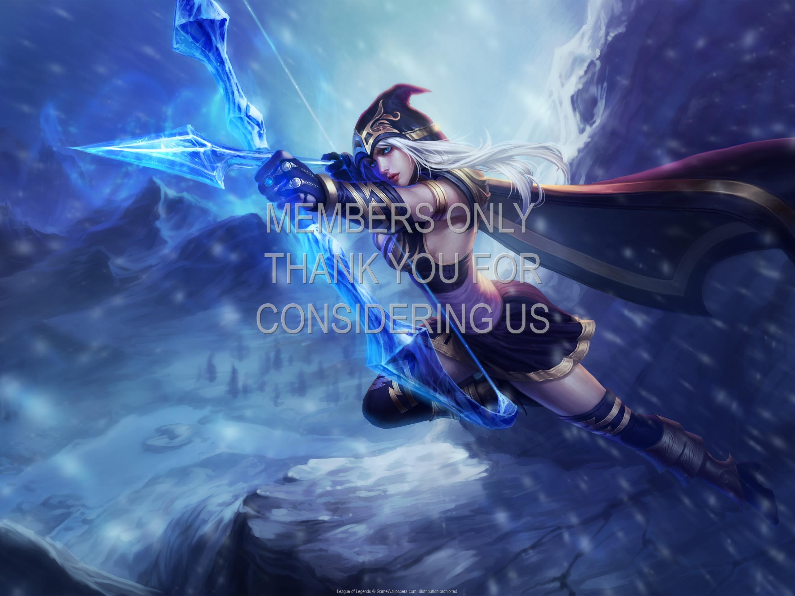 League of Legends 1920x1080 Handy Hintergrundbild 31