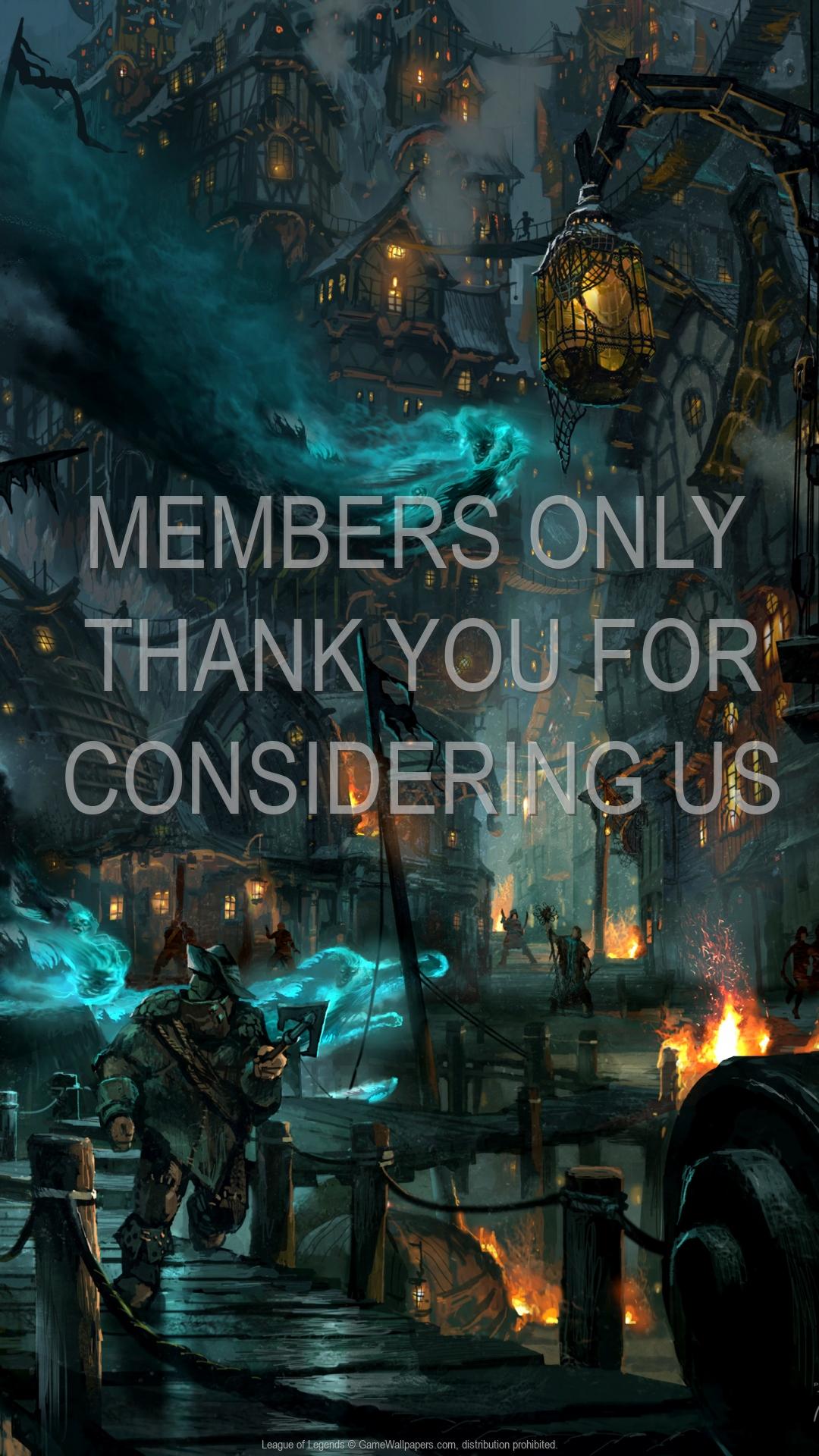League of Legends 1920x1080 Handy Hintergrundbild 42