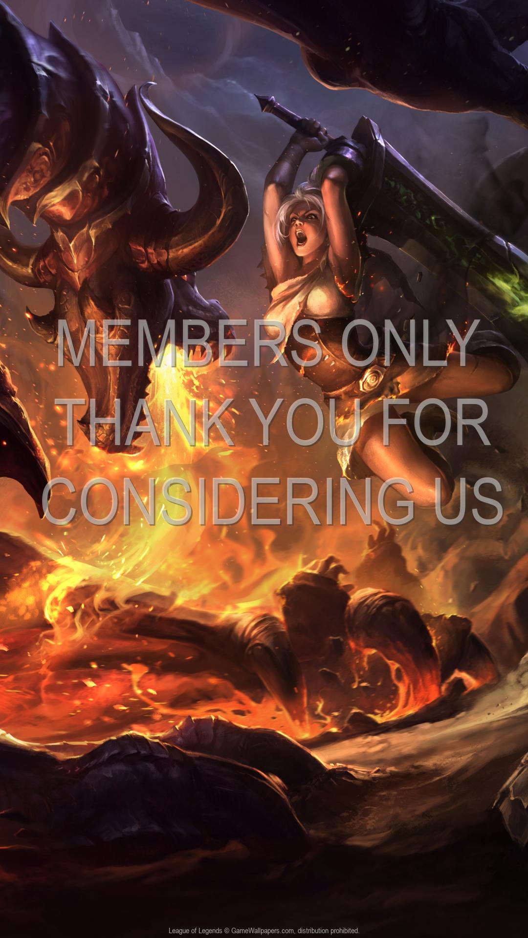 League of Legends 1920x1080 Handy Hintergrundbild 58