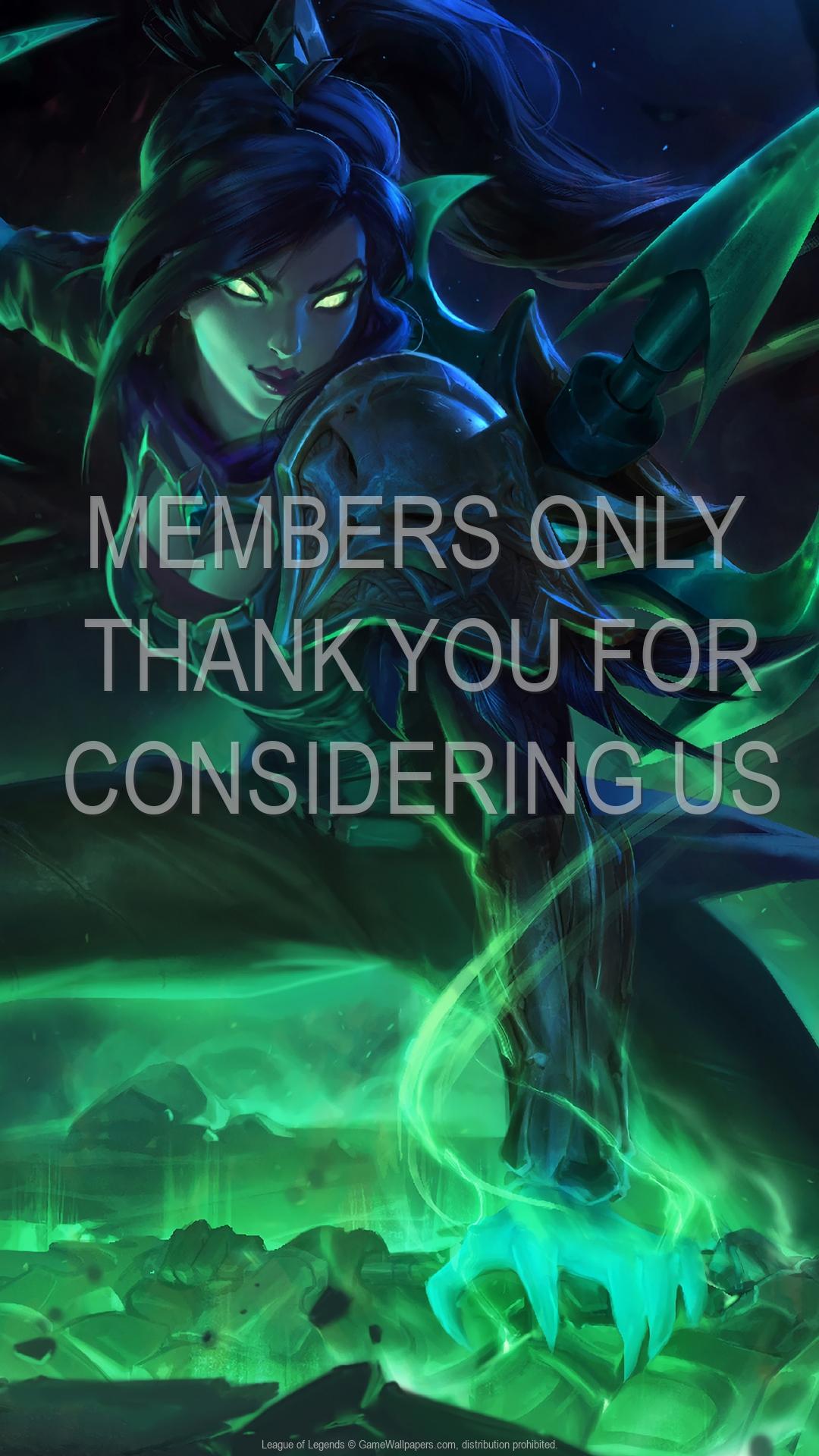 League of Legends 1920x1080 Handy Hintergrundbild 67