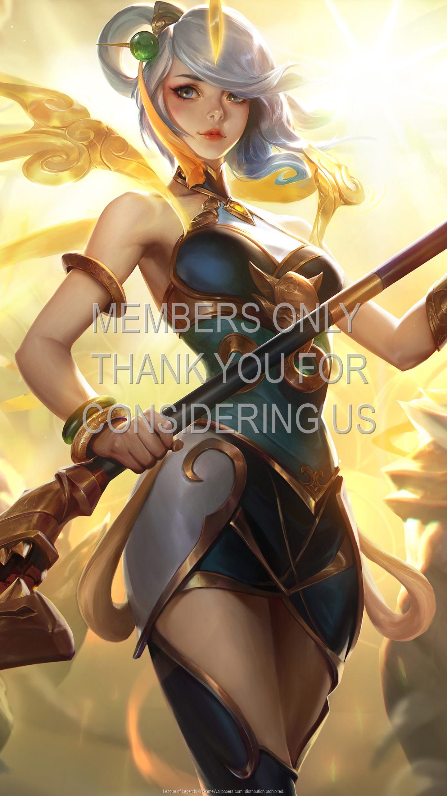 League of Legends 1920x1080 Mobiele achtergrond 86