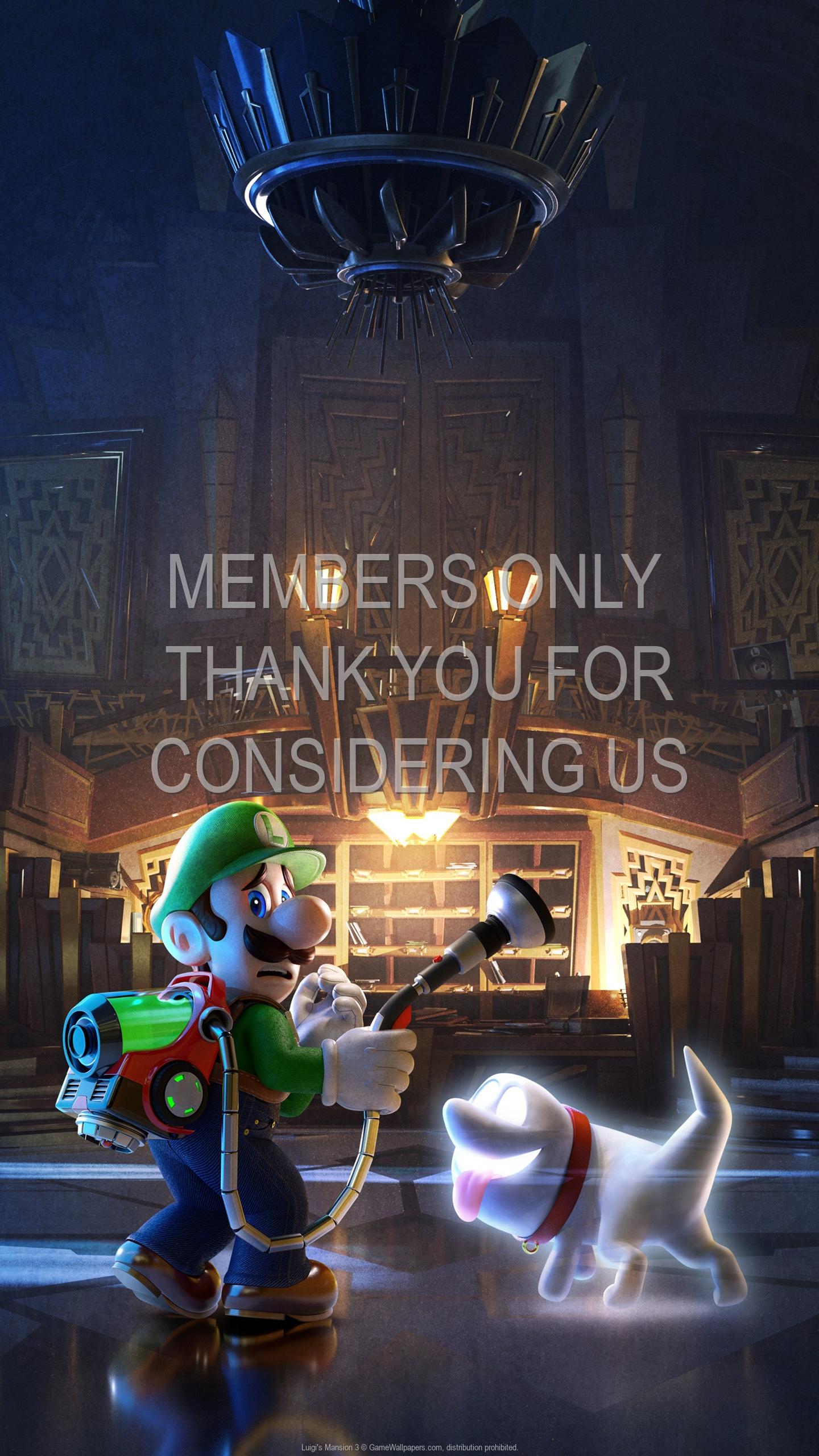 Luigi's Mansion 3 1920x1080 Mobile wallpaper or background 02