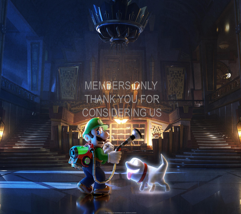 Luigi's Mansion 3 1920x1080 Handy Hintergrundbild 02