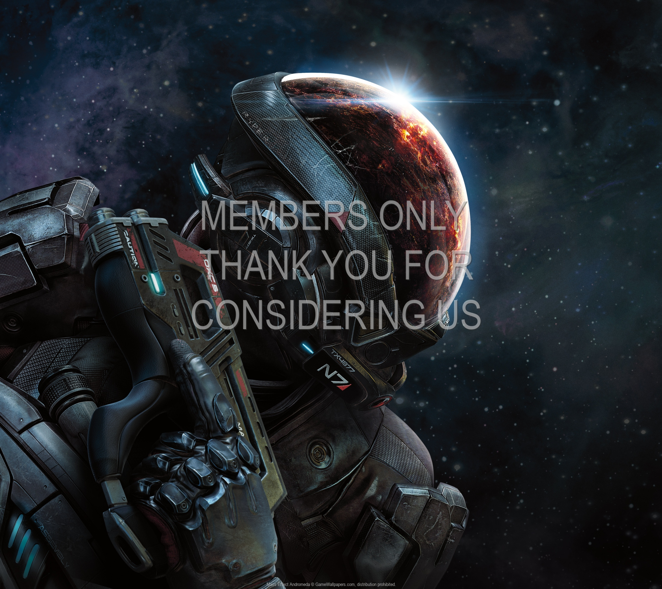 Mass Effect: Andromeda 1920x1080 Mobile wallpaper or background 01