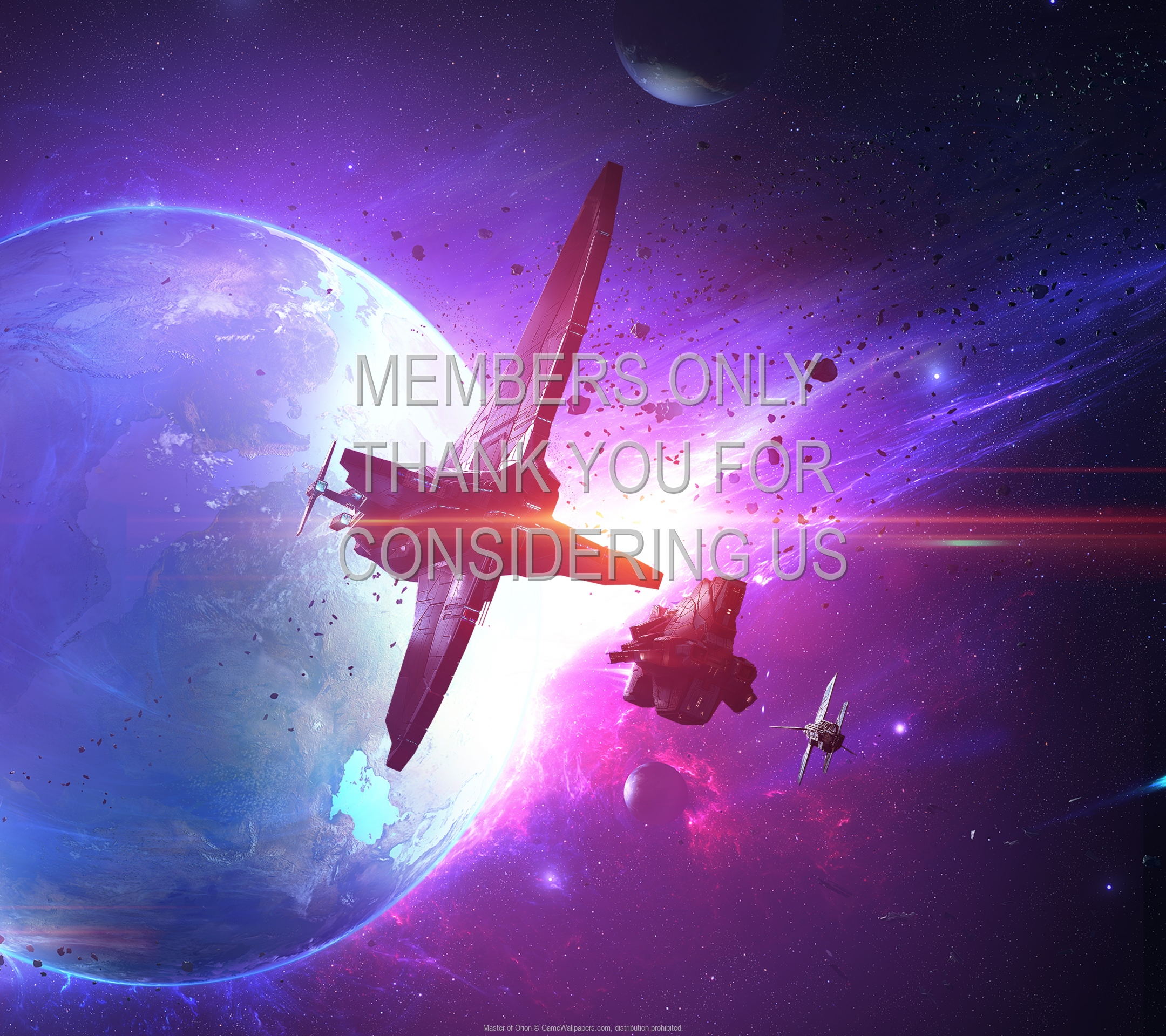 Master of Orion 1920x1080 Handy Hintergrundbild 03