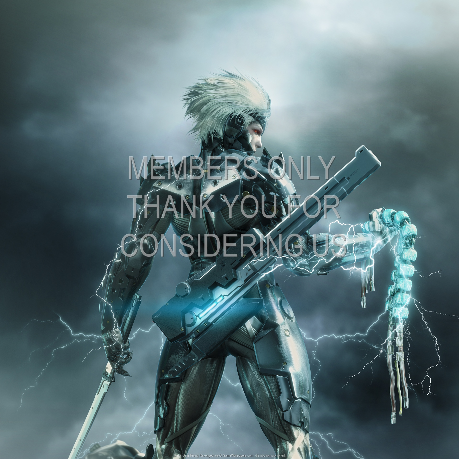 Metal Gear Rising Revengeance Wallpaper 01 1920x1080