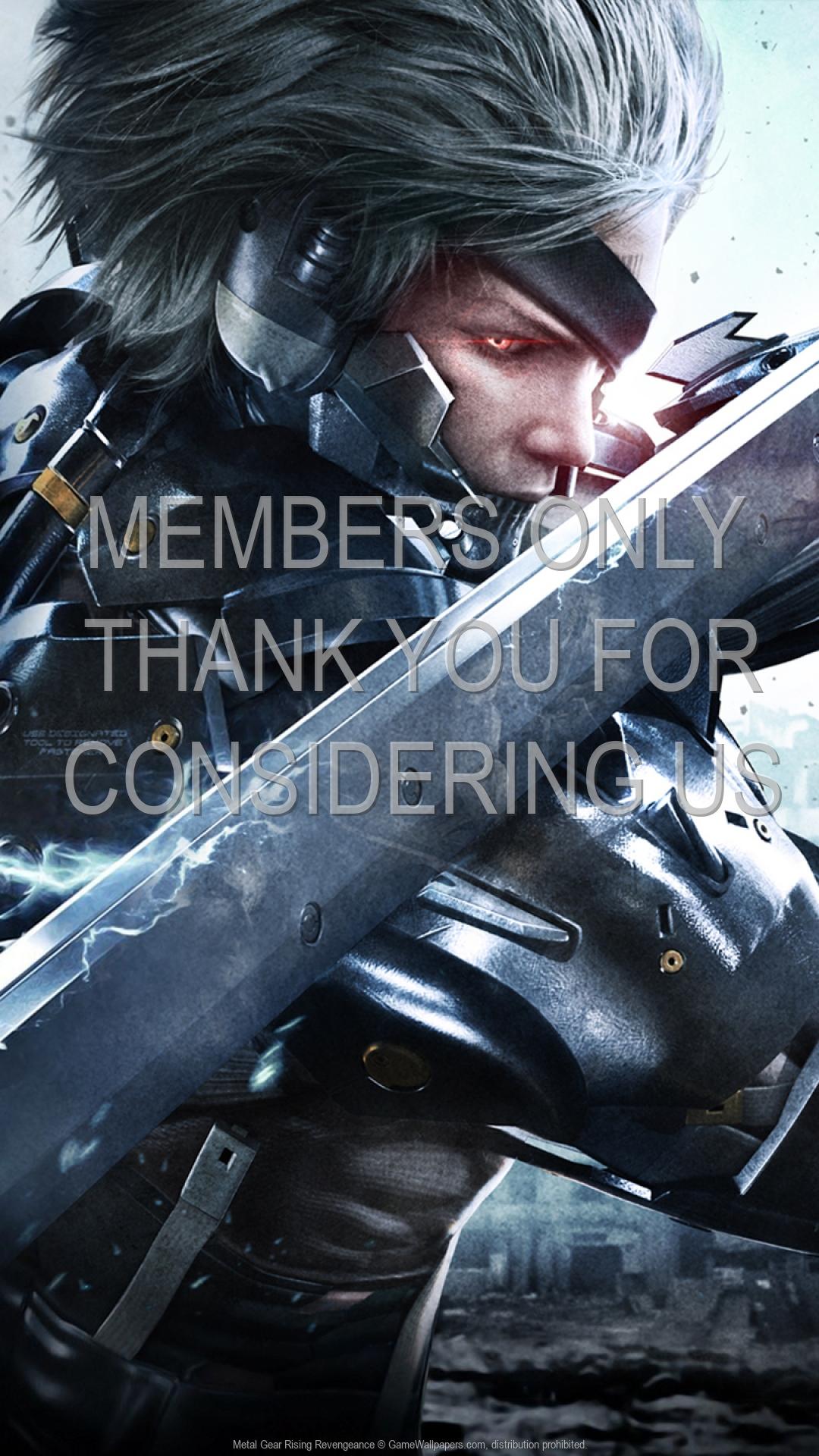 Metal Gear Rising Revengeance Wallpaper 04 1920x1080