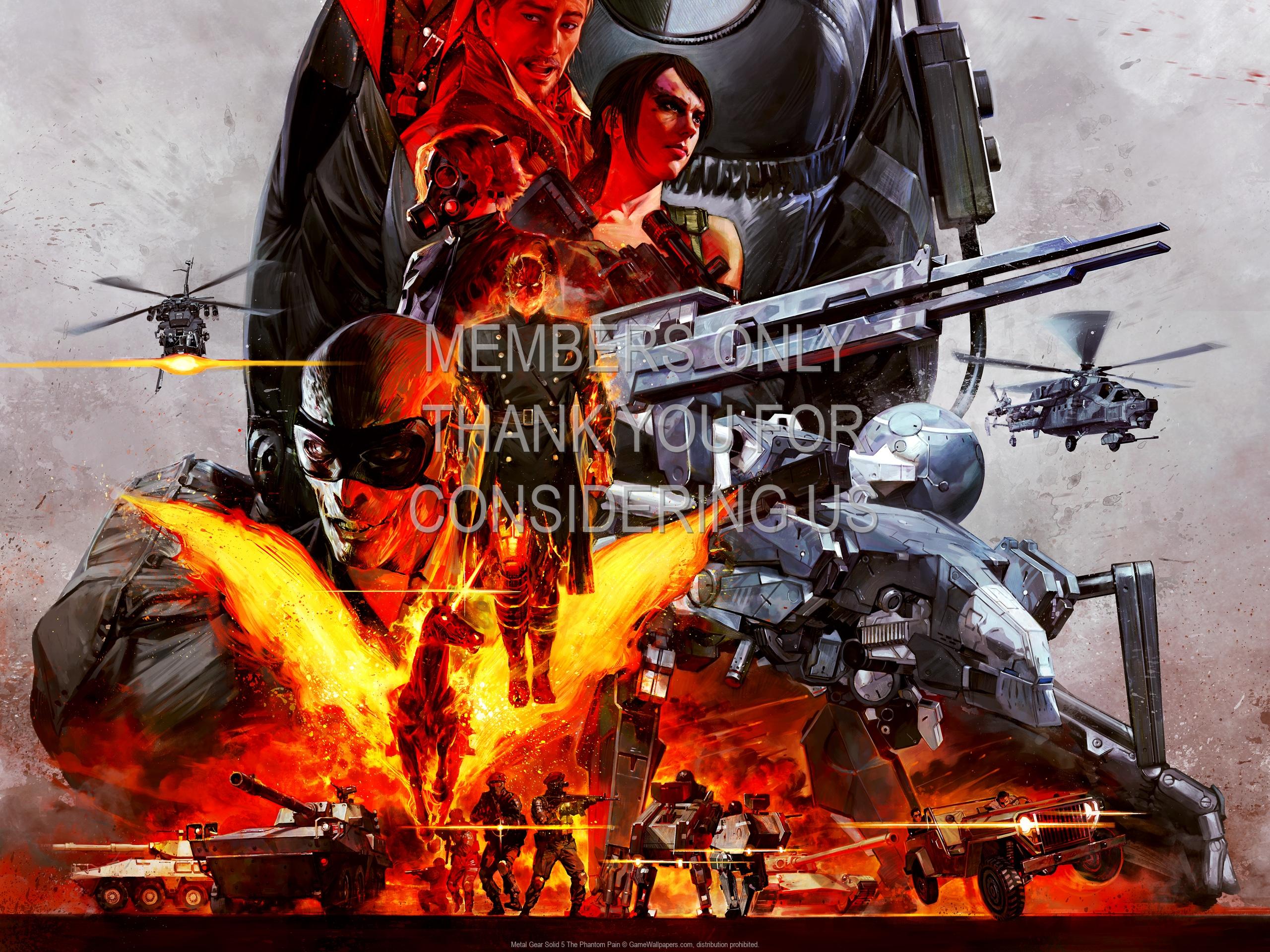 Metal Gear Solid 5 The Phantom Pain Wallpaper 02 1920x1080