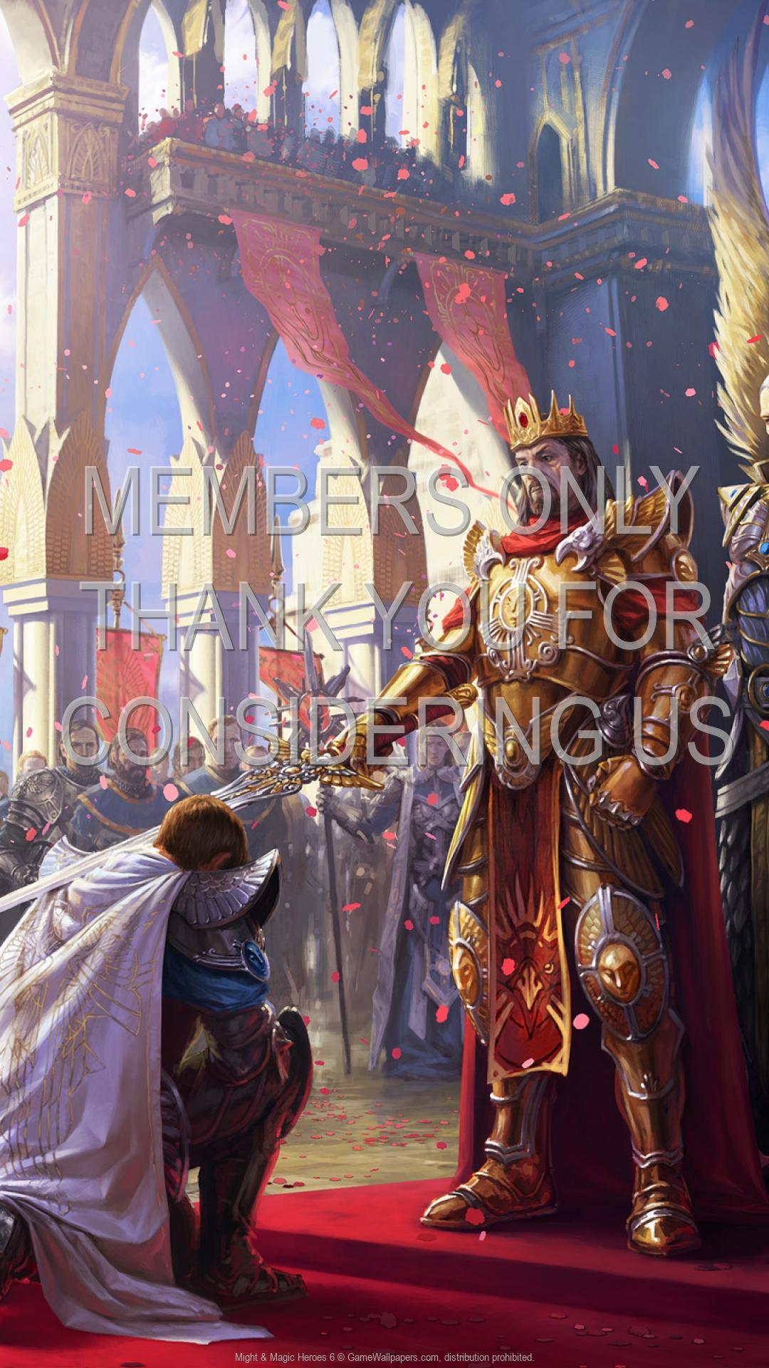 Might & Magic Heroes 6 1920x1080 Handy Hintergrundbild 04