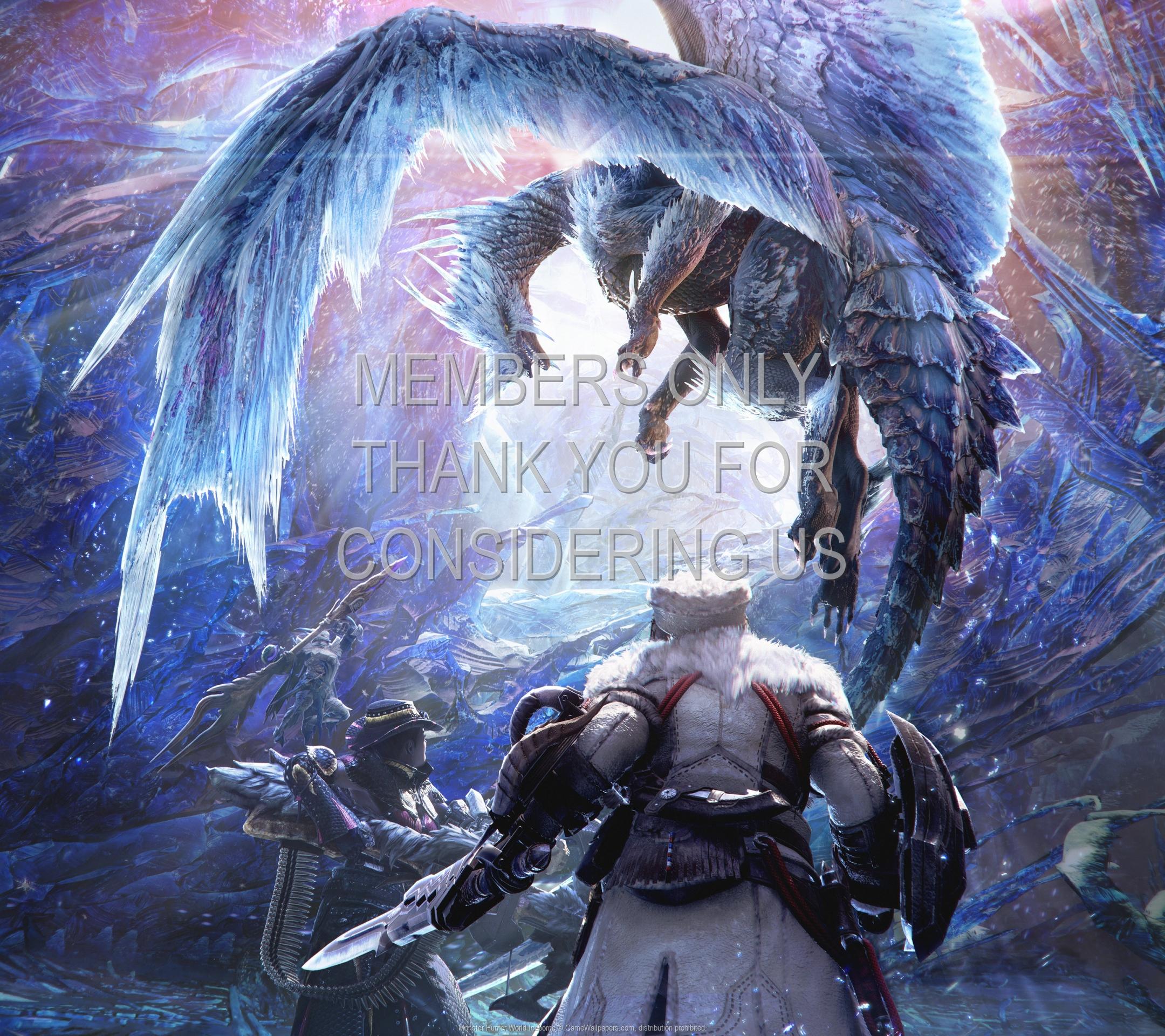 Monster Hunter World: Iceborne 1920x1080 Mobile wallpaper or background 01