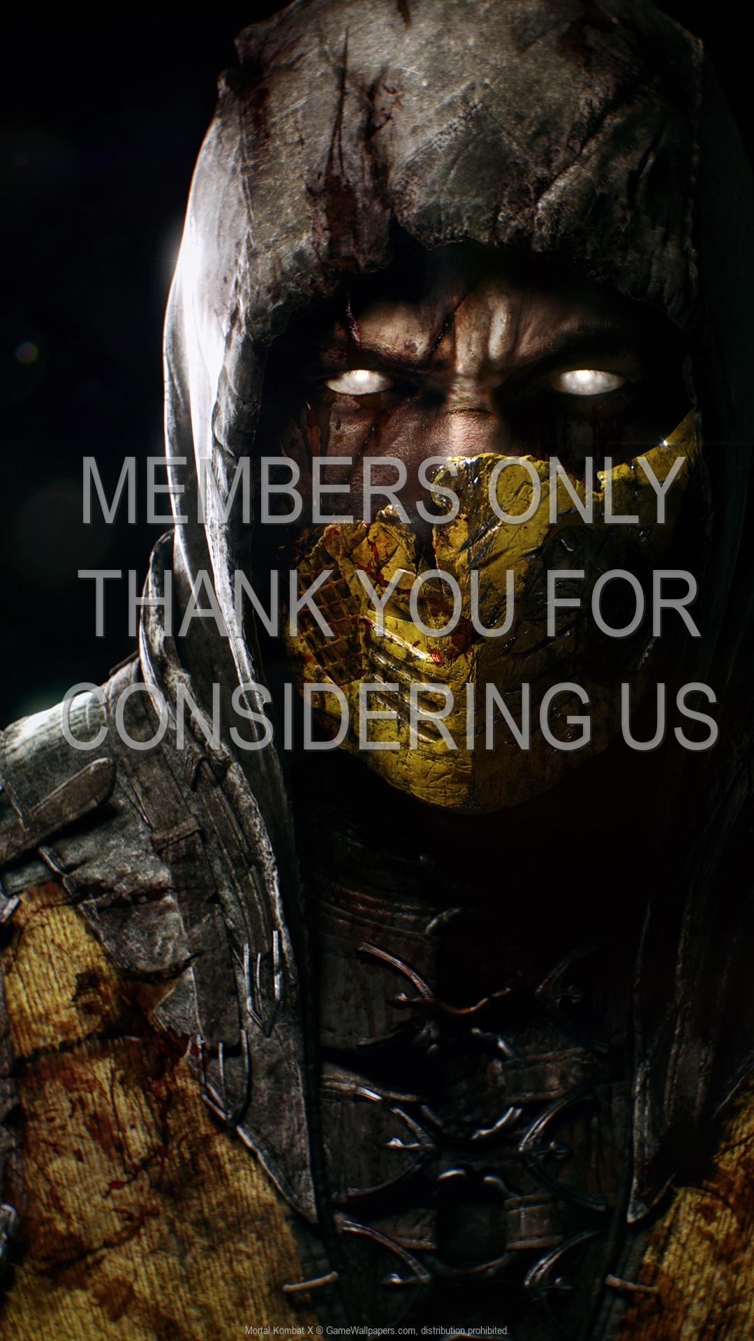 Mortal Kombat X 1920x1080 Handy Hintergrundbild 03