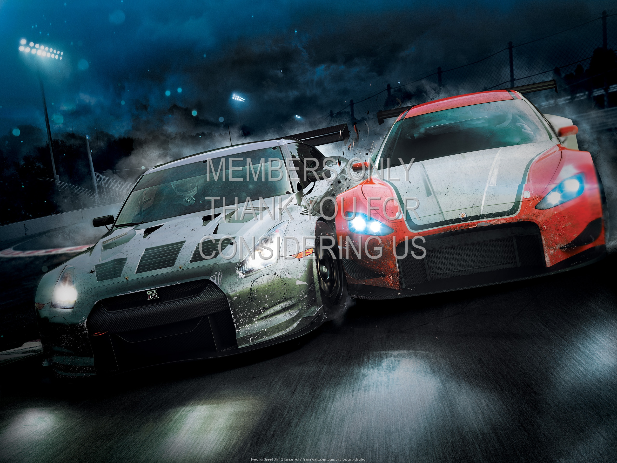 Need for Speed: Shift 2 Unleashed 1920x1080 Mobiele achtergrond 01