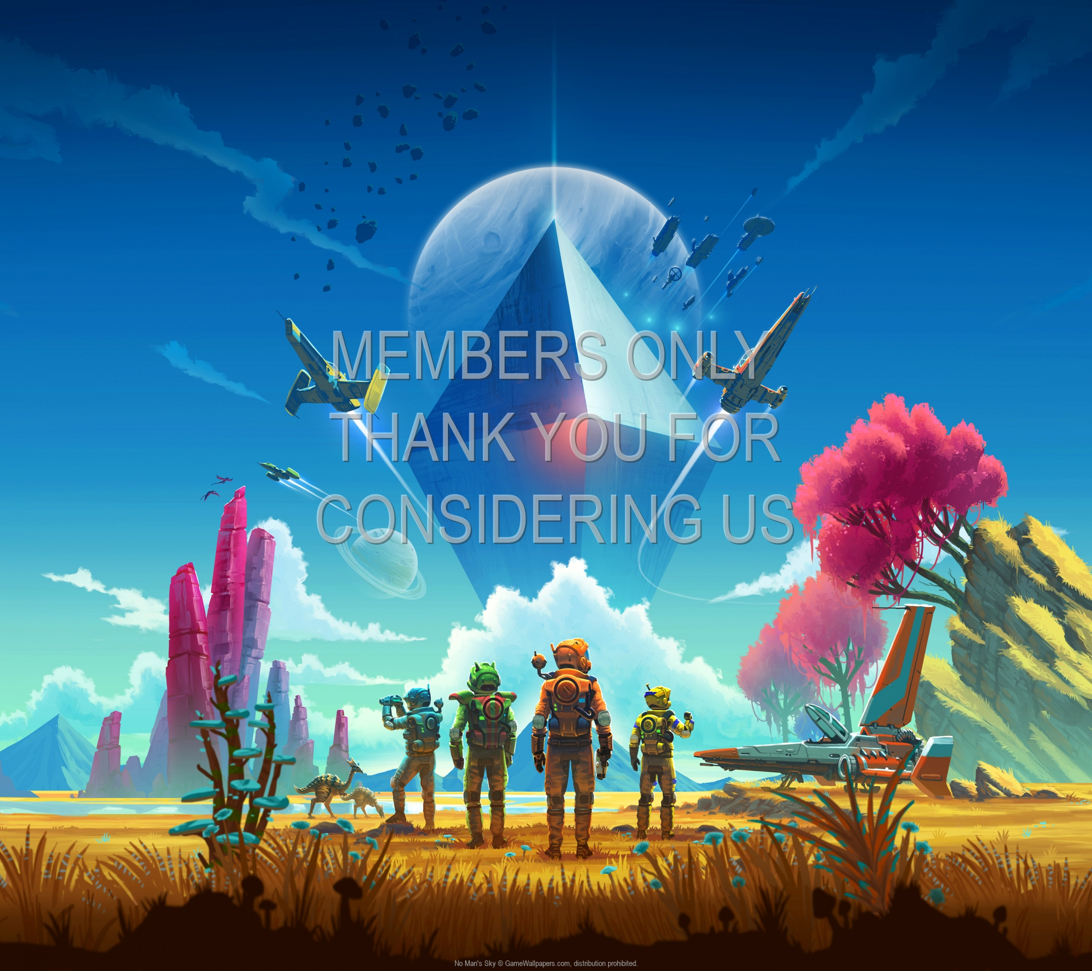 No Man's Sky 1920x1080 Mobile wallpaper or background 04