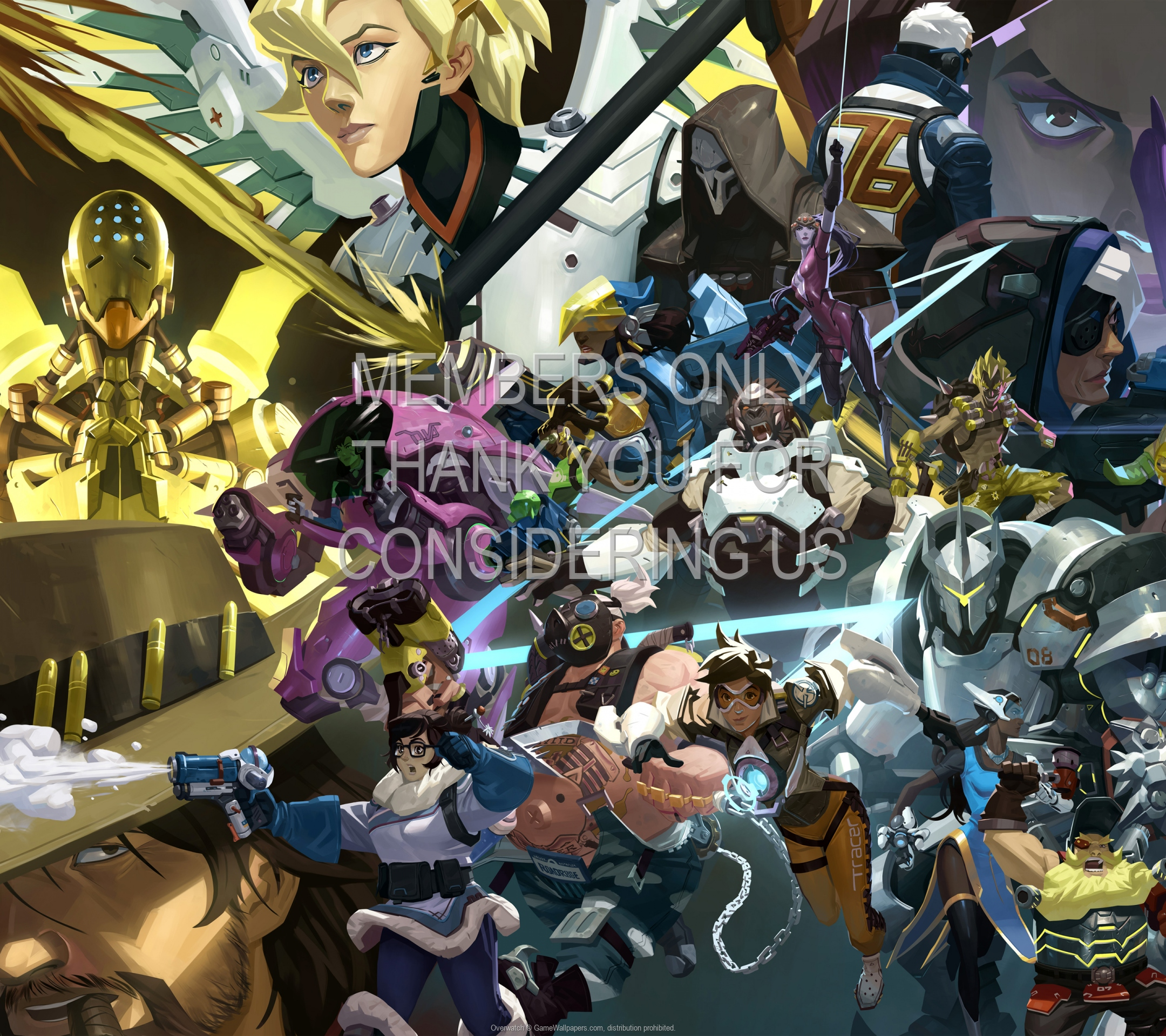 Overwatch Wallpaper 09 1920x1080