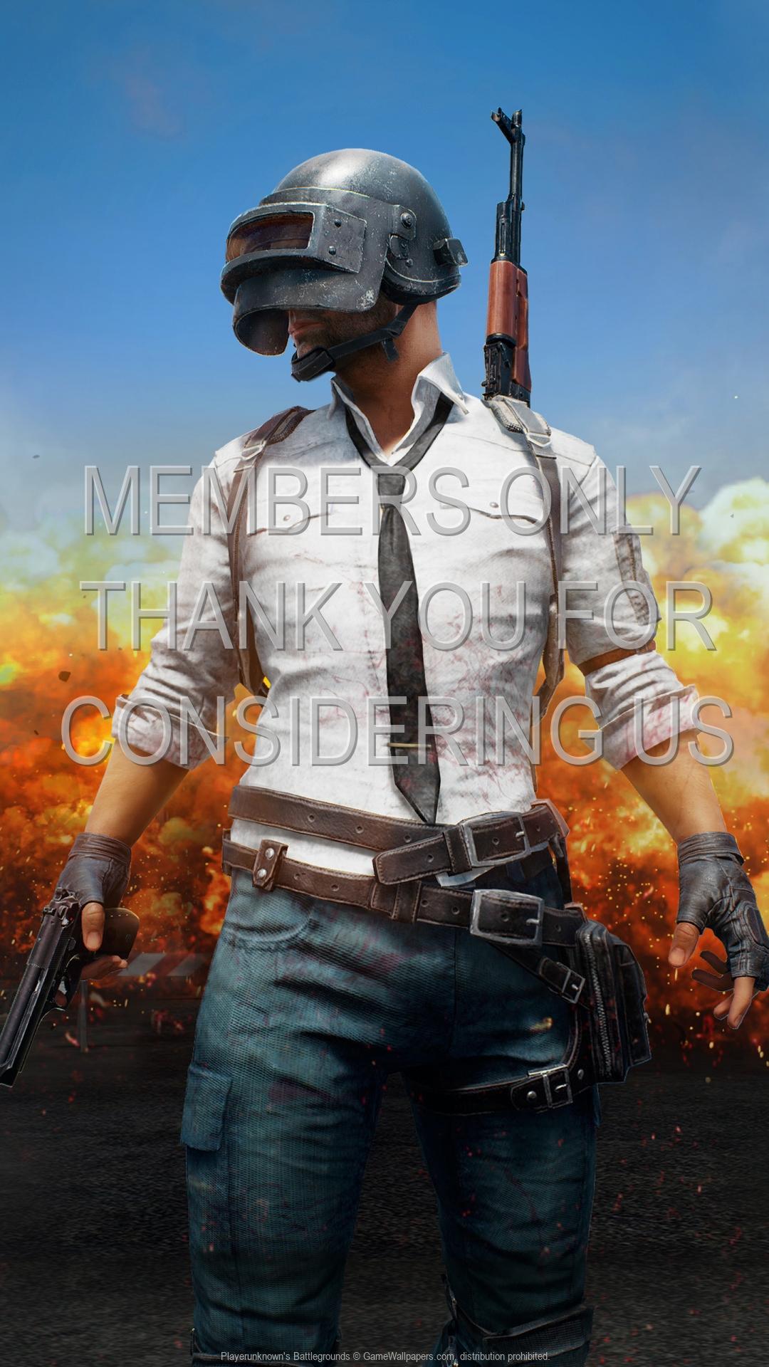 Playerunknown's Battlegrounds 1920x1080 Mobile fond d'écran 01